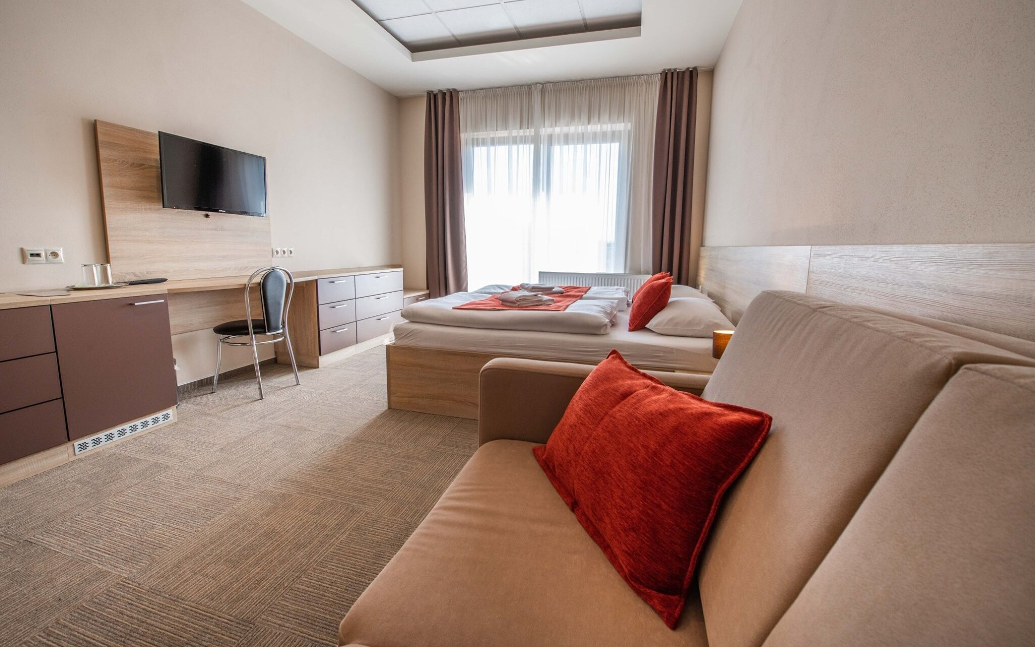 Komfortné izby, Hotel Sport Aqua ***, Slovensko