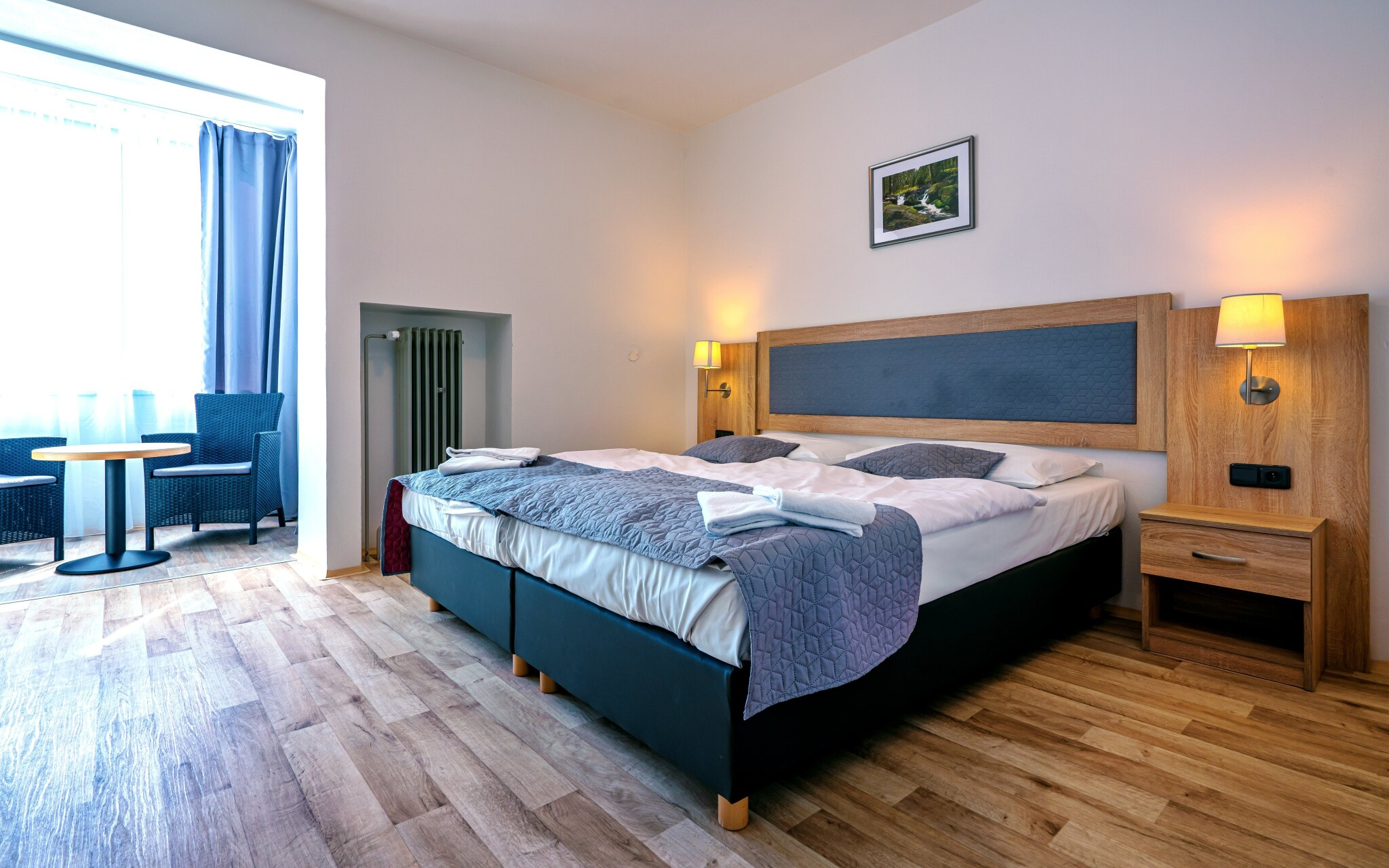 Pokoje, Hotel Swing ***, Černá v Pošumaví, Lipno