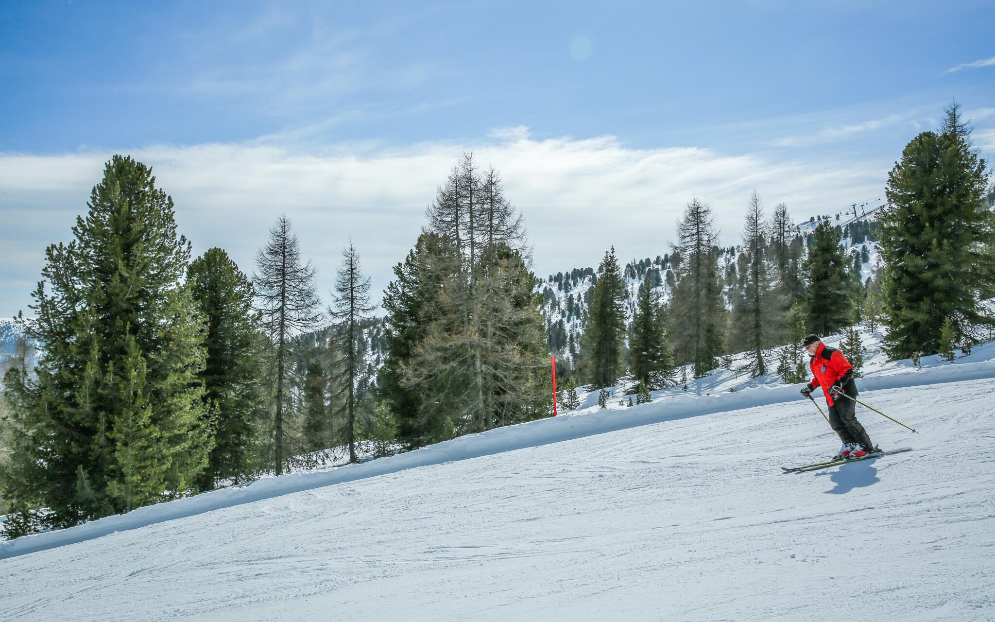 V blízkosti Murau je hneď niekoľko skiareálov