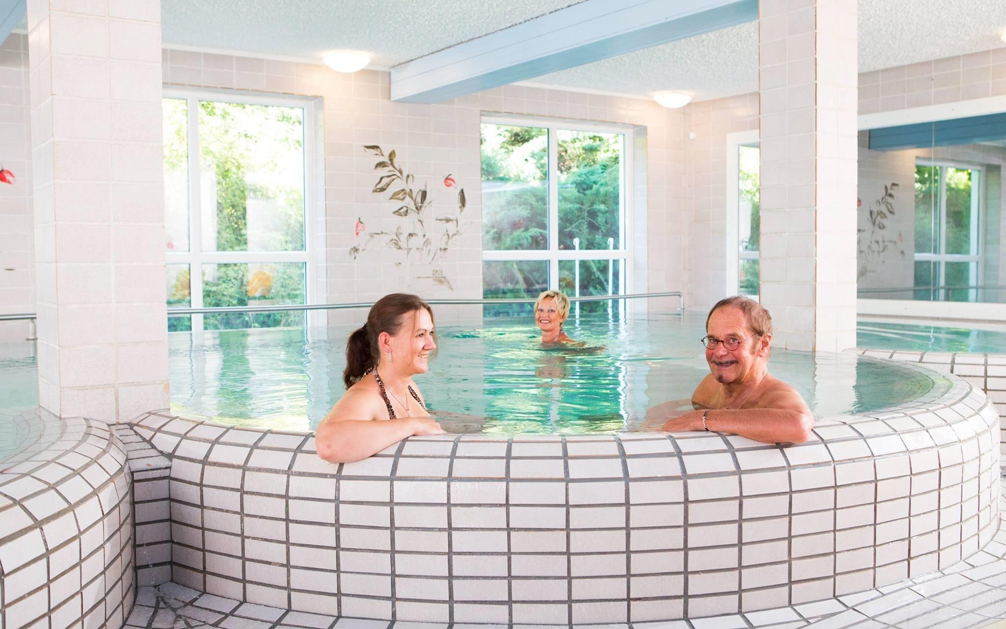 Termálne wellness, bazén, AktiVital Hotel, Nemecko