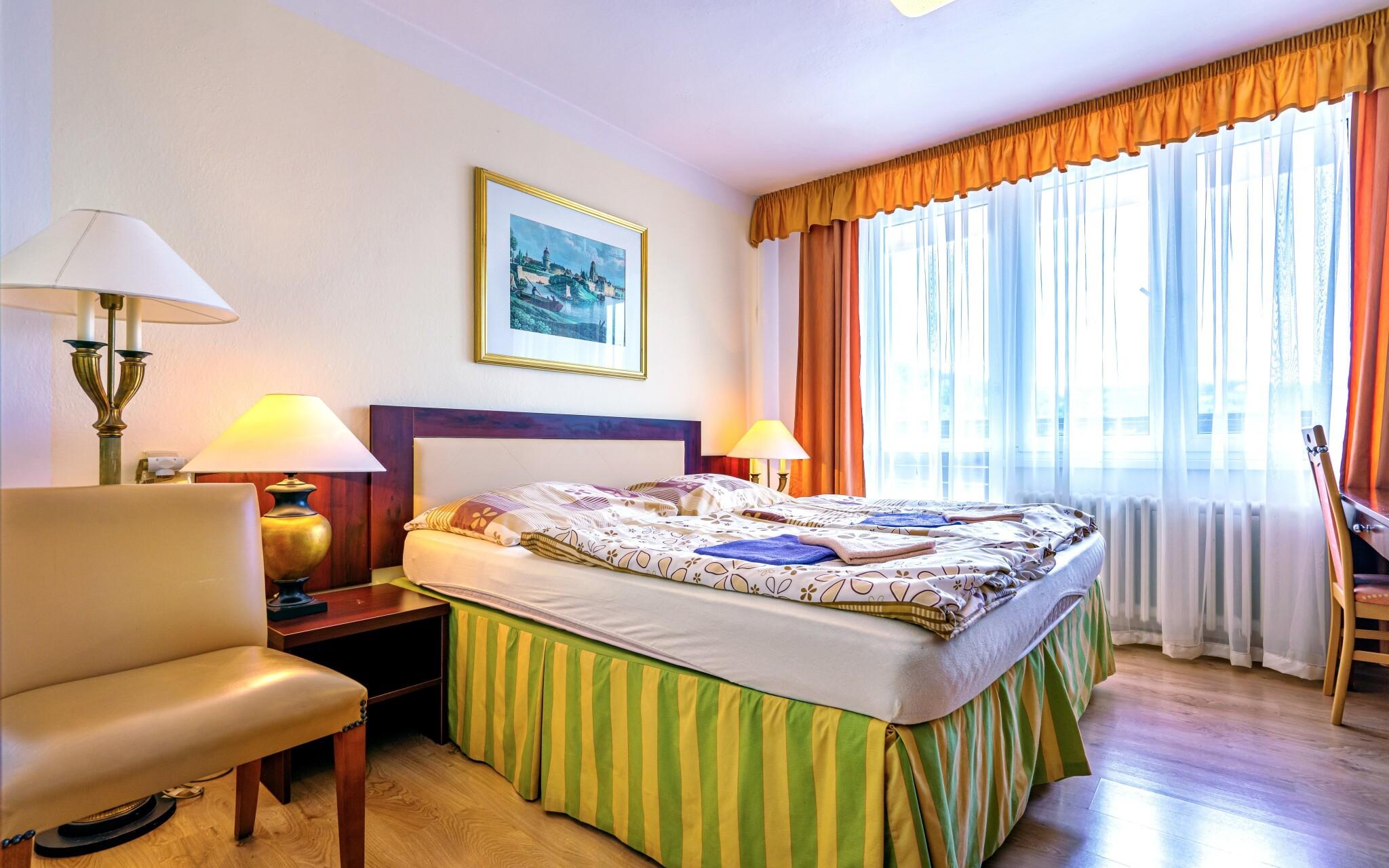 Pokoje, Hotel Petr Bezruč, Beskydy