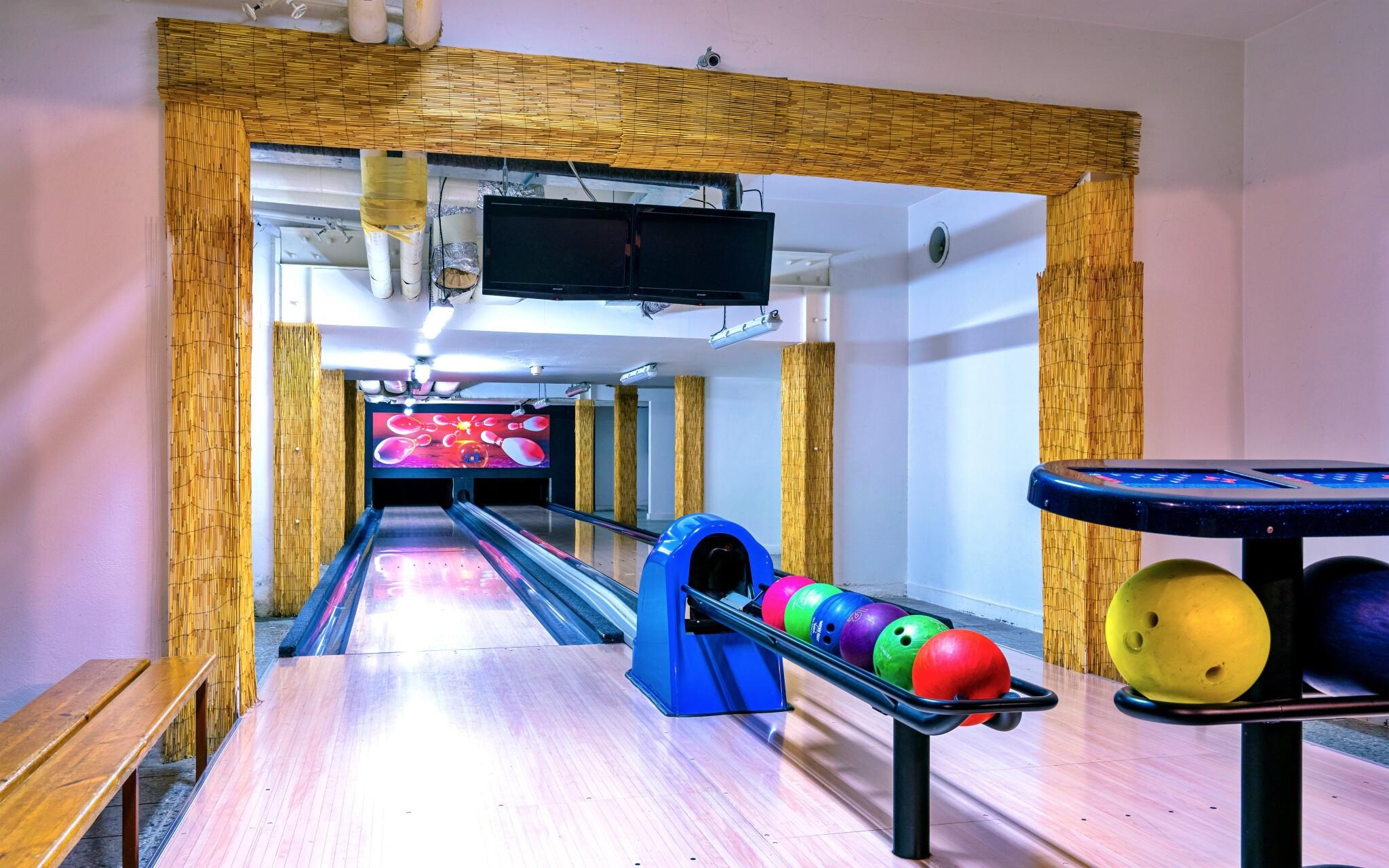Bowling, Hotel Petr Bezruč, Beskydy