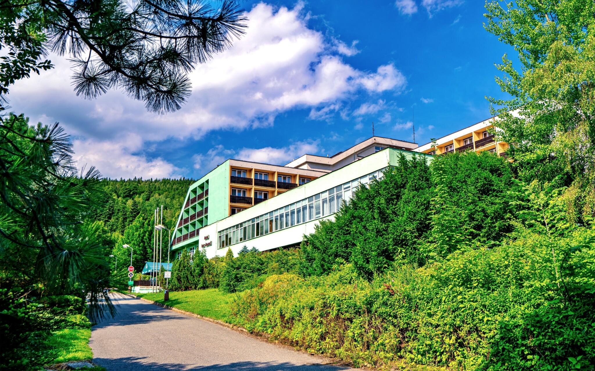 Hotel Petr Bezruč, Frýdlant nad Ostravicí, Beskydy
