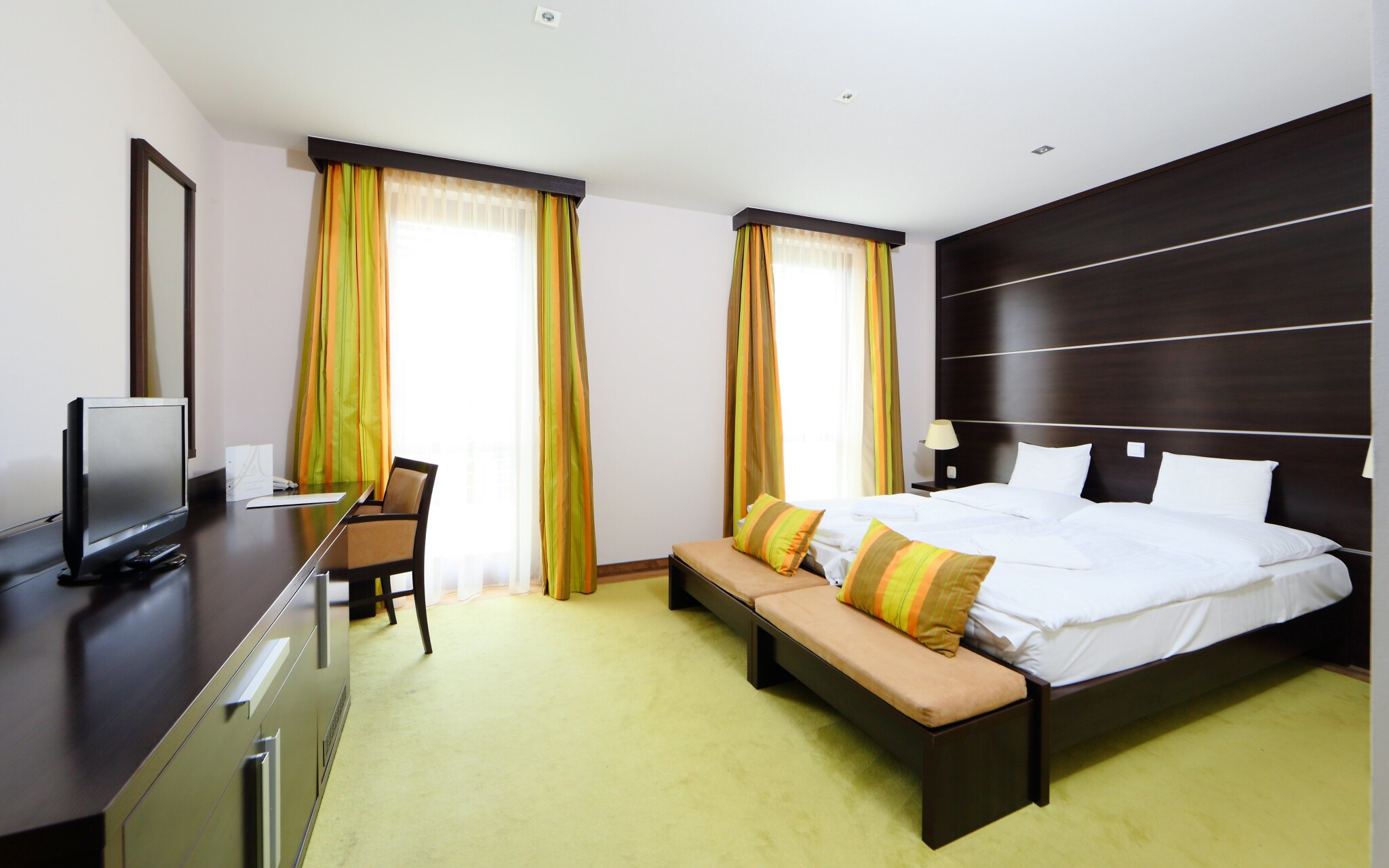 Luxusná izba Deluxe za príplatok