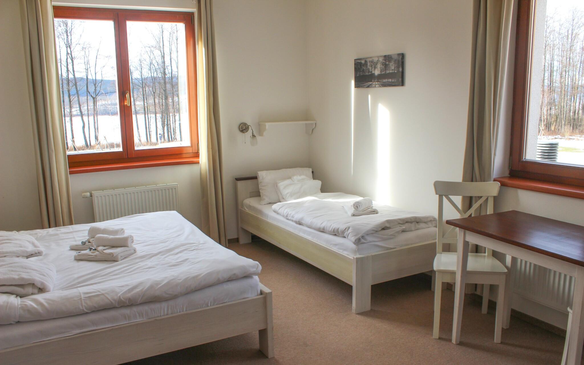 Komfortní pokoje v Hotelu Orsino **** Horní Planá Lipno