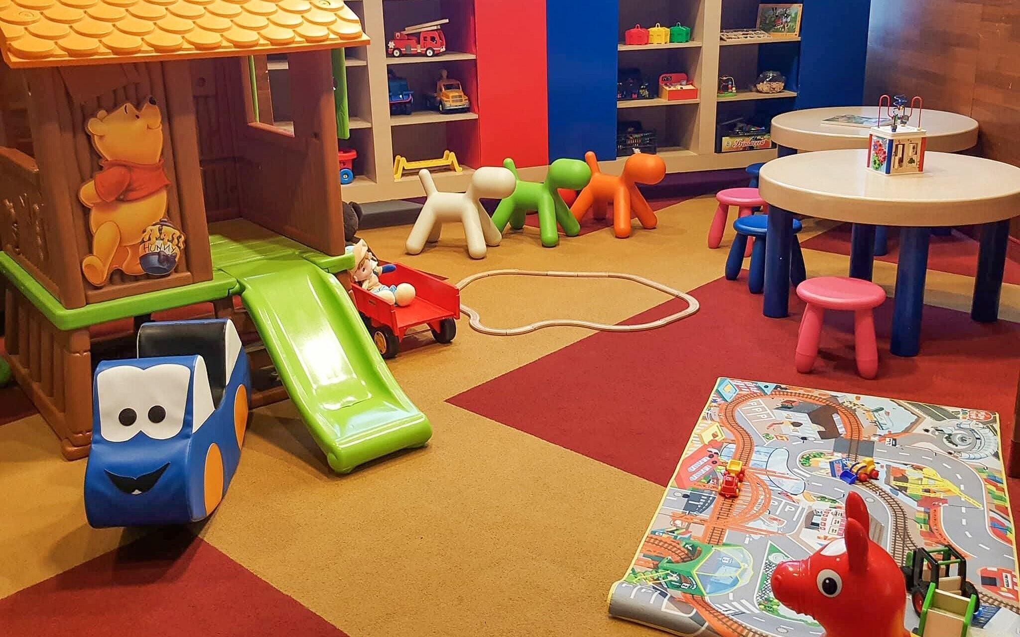 Dětská herna, Park Inn Sárvár
