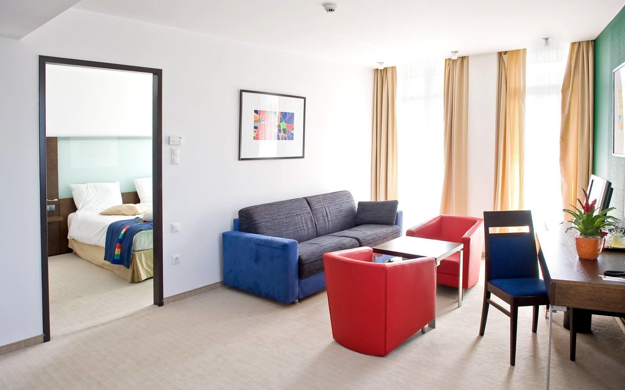 Pokoje jsou komfortně vybavené, Hotel Park Inn Sárvár-2