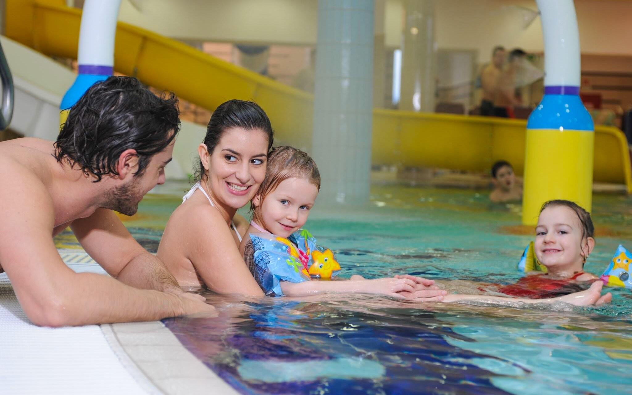 Luxusní lázně Sárvár jsou přímo propojené s hotelem
