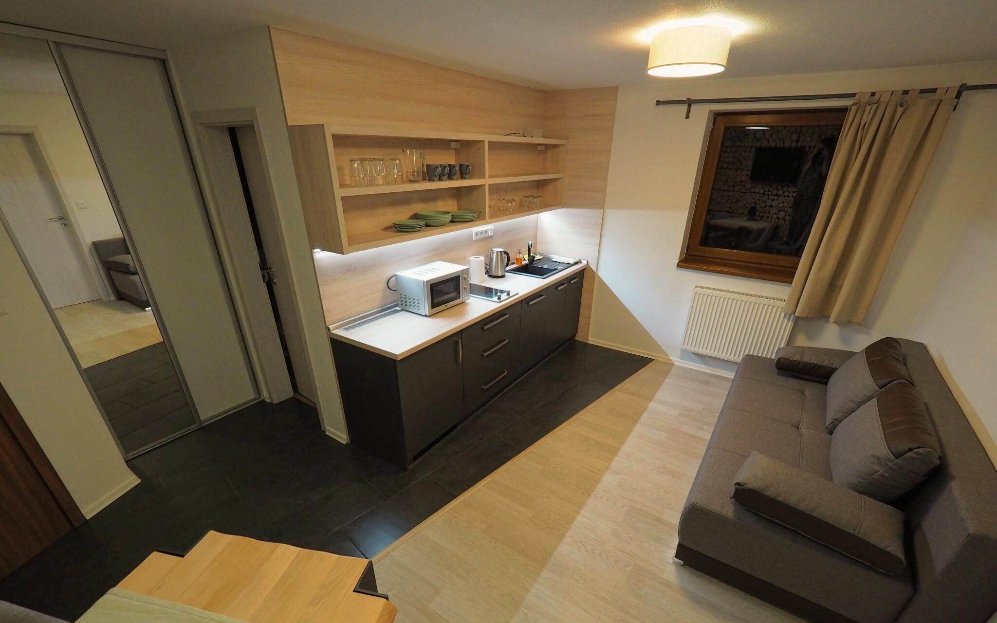 Komfortní De Luxe apartmán, Vila Vista, Demanovska Dolina