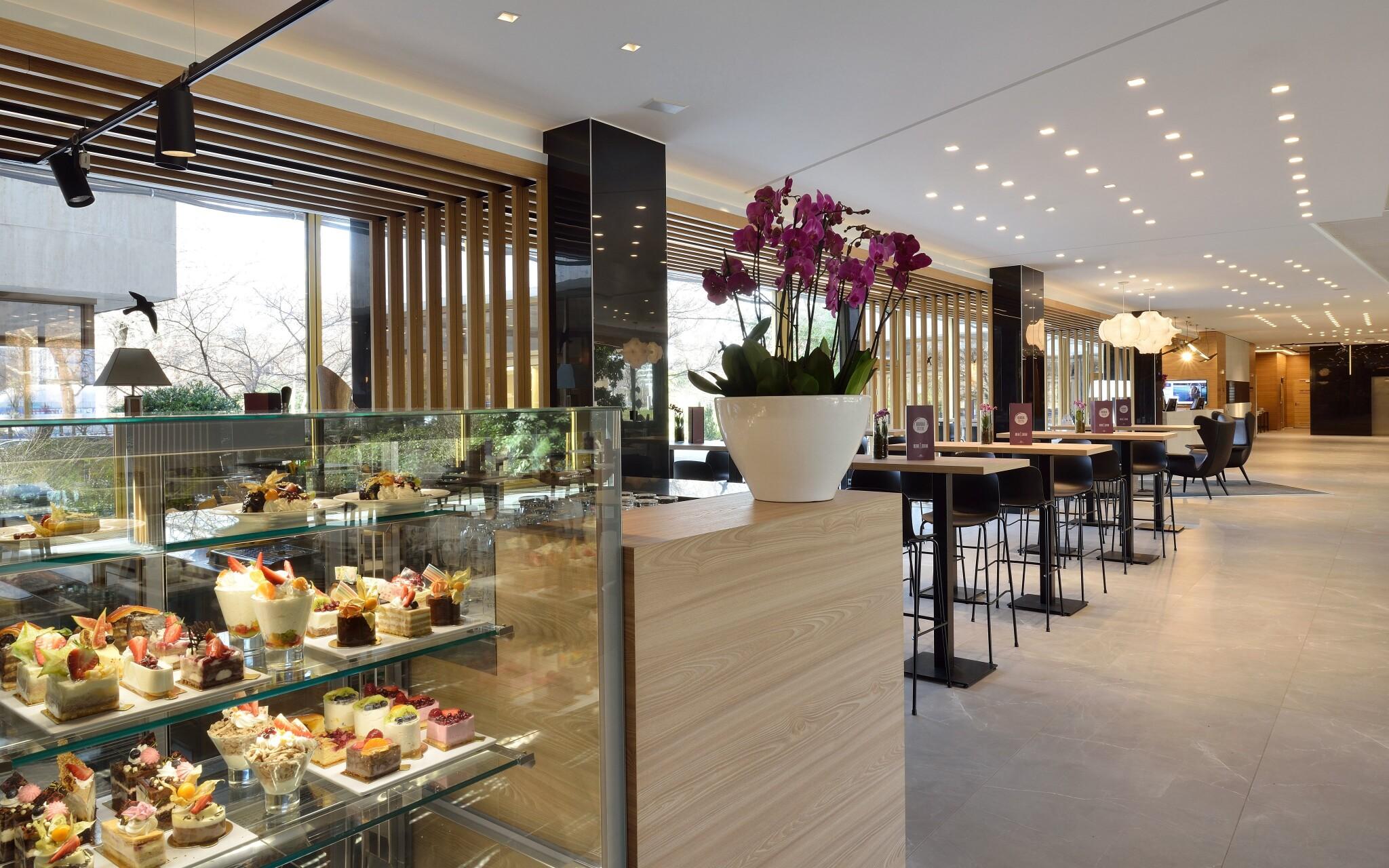 Cukráreň, Danubius Health Spa Resort Margitsziget