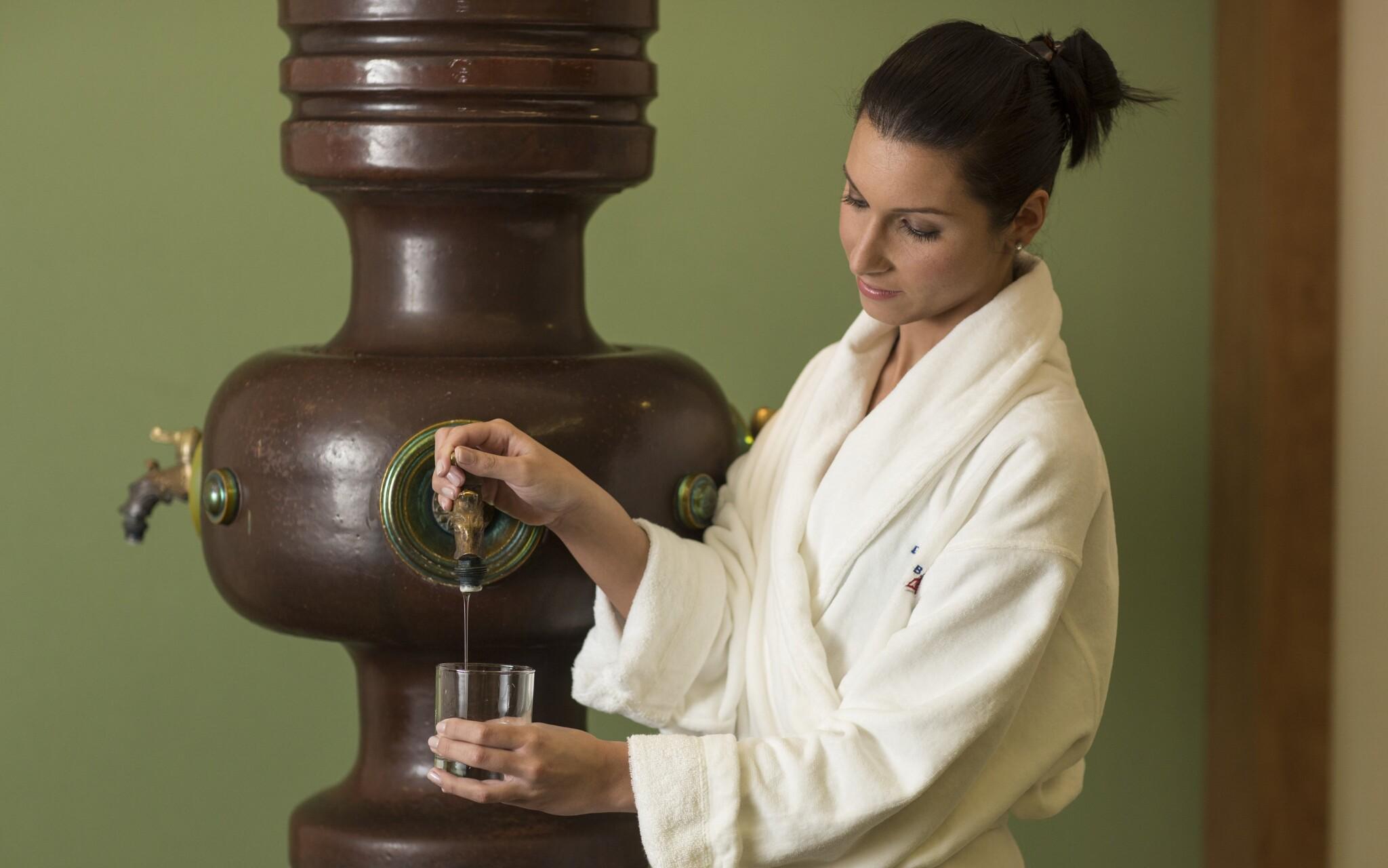 Liečivá voda, Danubius Health Spa Resort Margitsziget