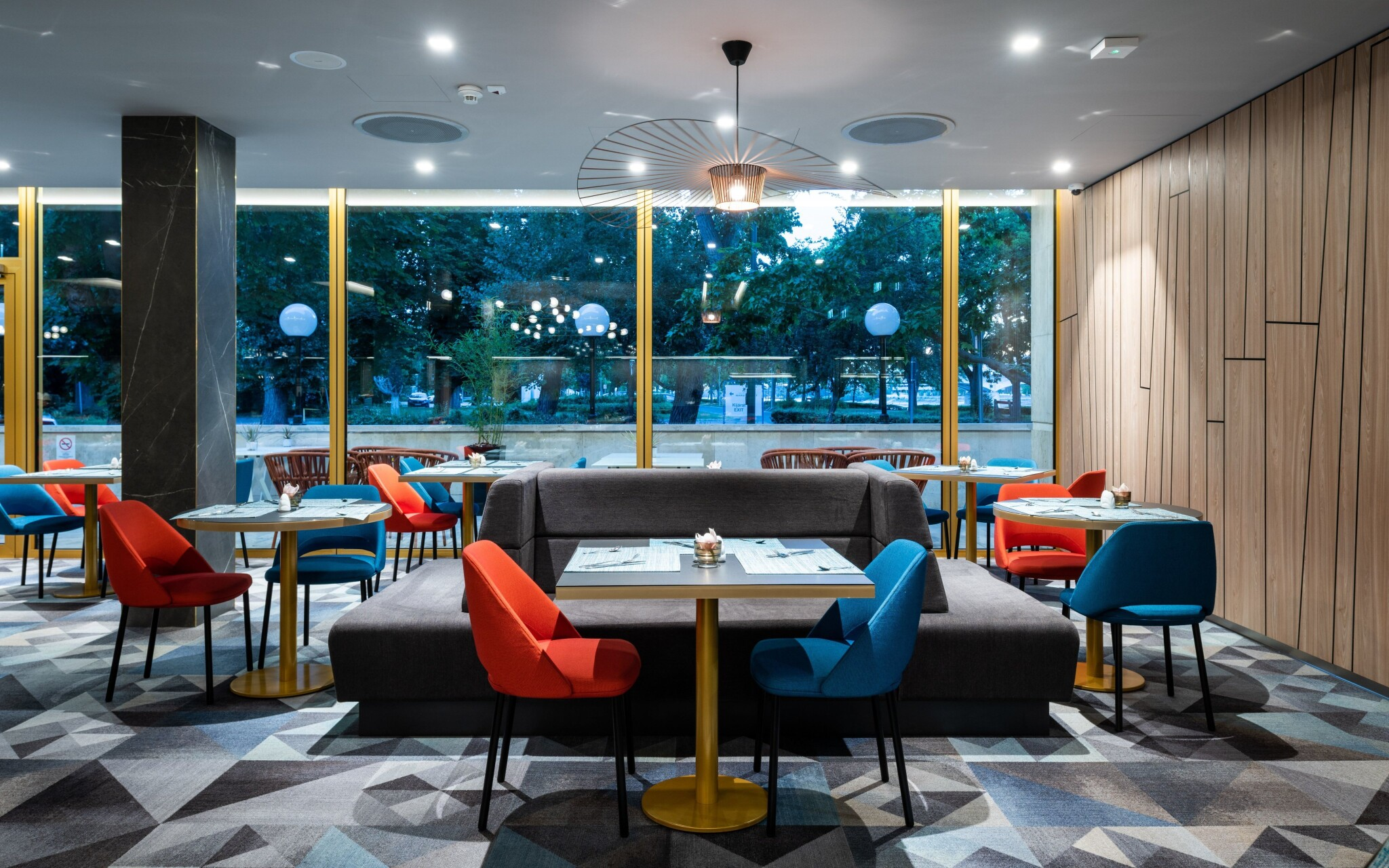 Reštaurácia, Danubius Health Spa Resort Margitsziget