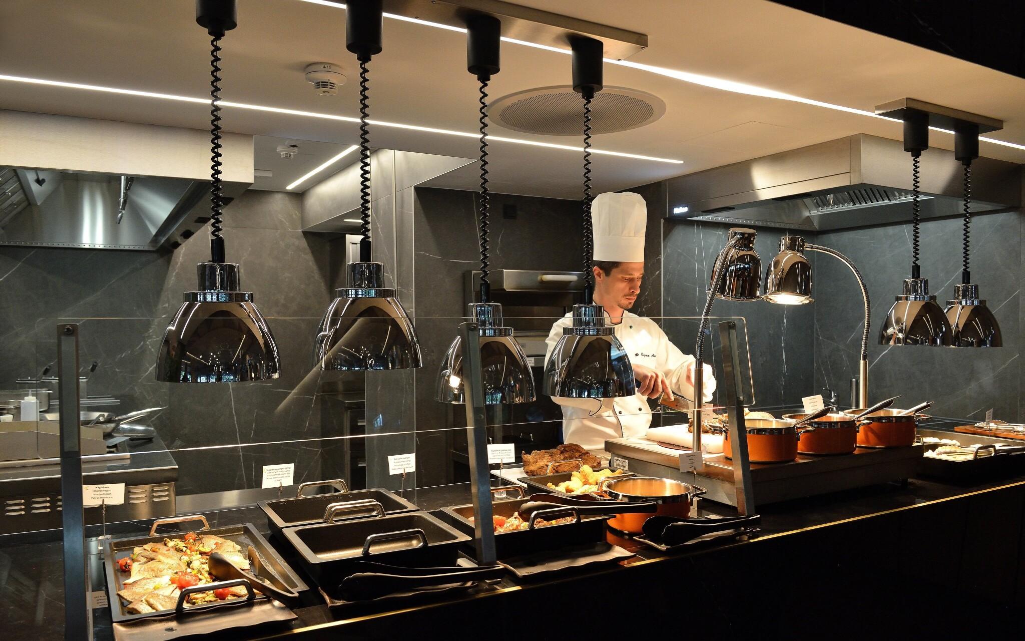 Gala večere, Danubius Health Spa Resort Margitsziget