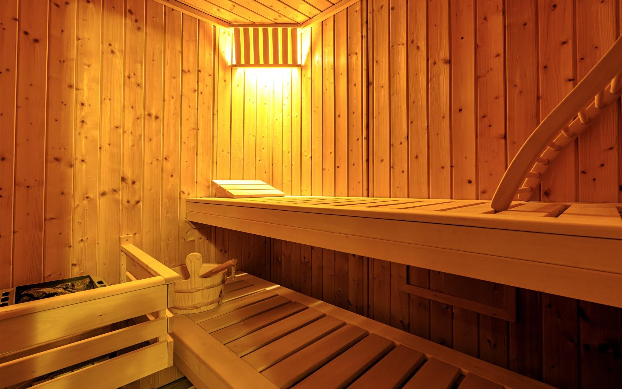 Dopřejte si relaxaci v privátním wellness, sauna