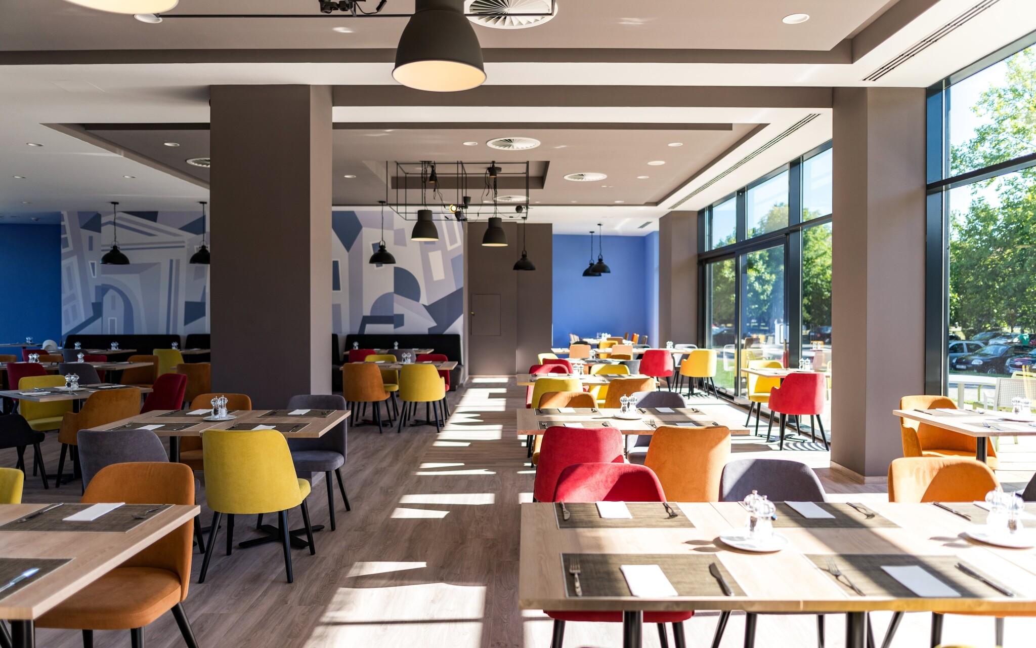 Reštaurácia, polpenzia, Hotel Park Inn Zalakaros