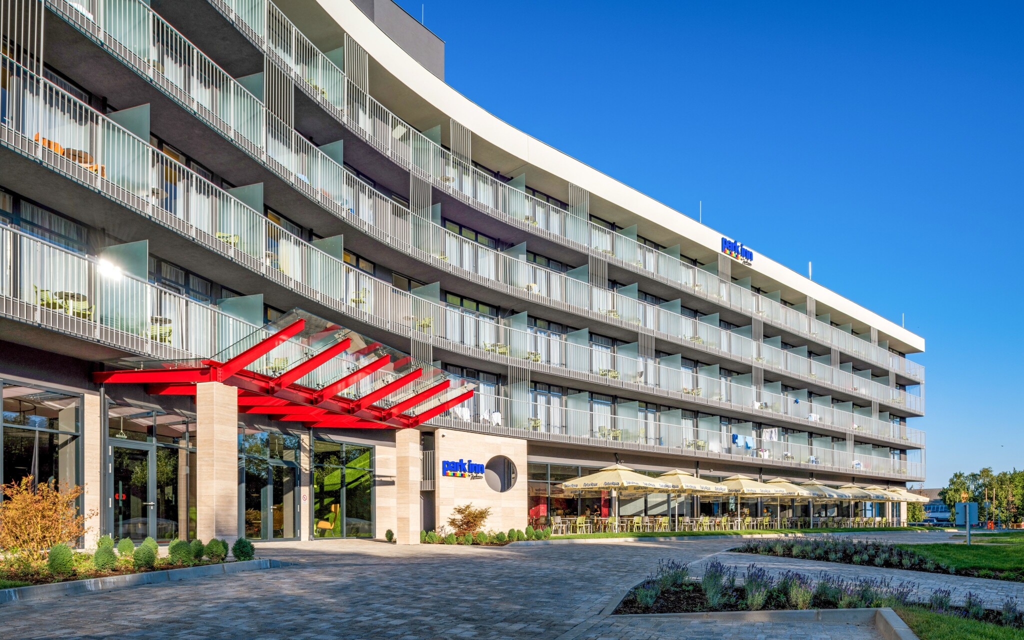 Park Inn by Radisson Zalakaros Resort Spa ****