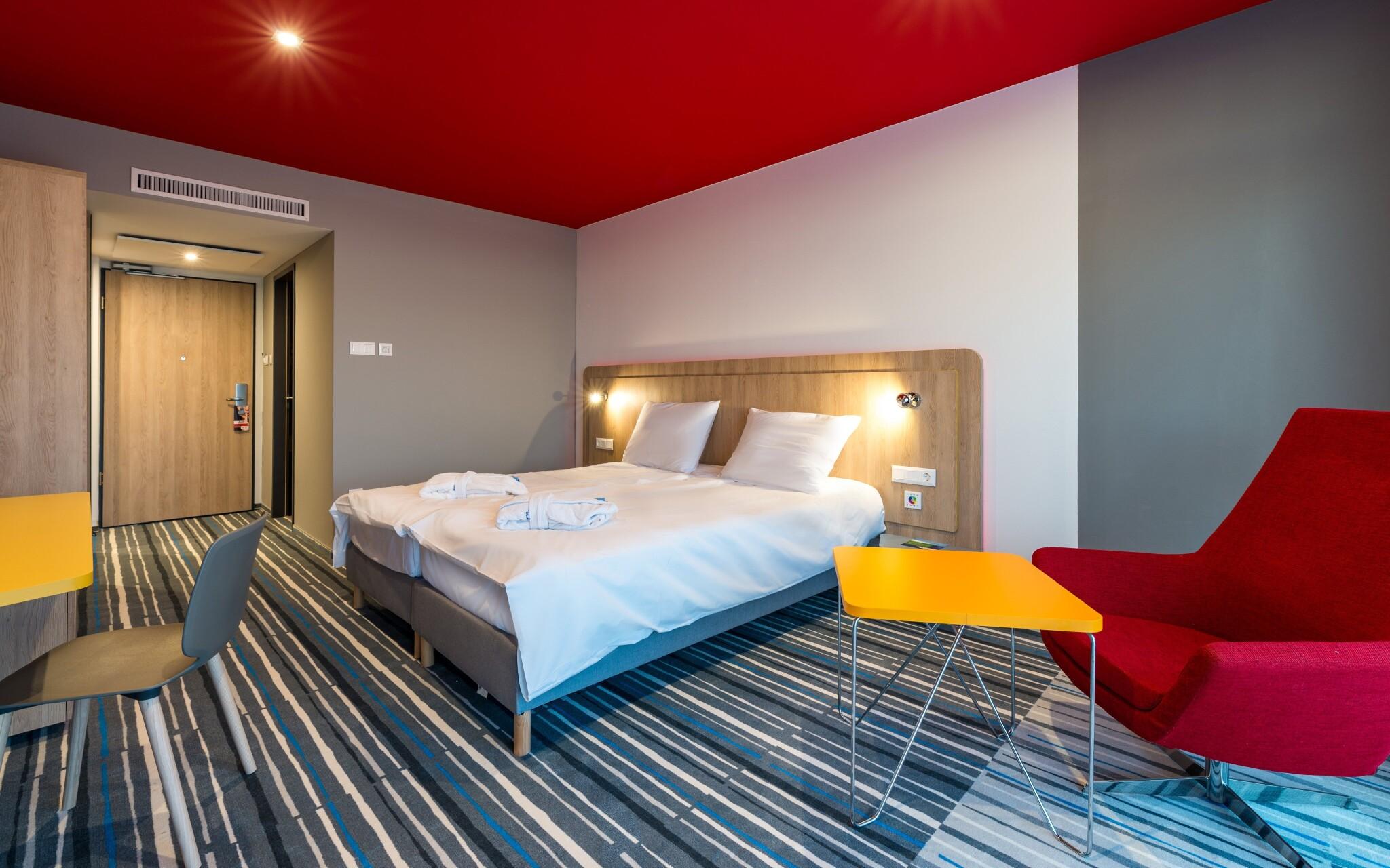 Park Inn Zalakaros - luxusné izby, Maďarsko