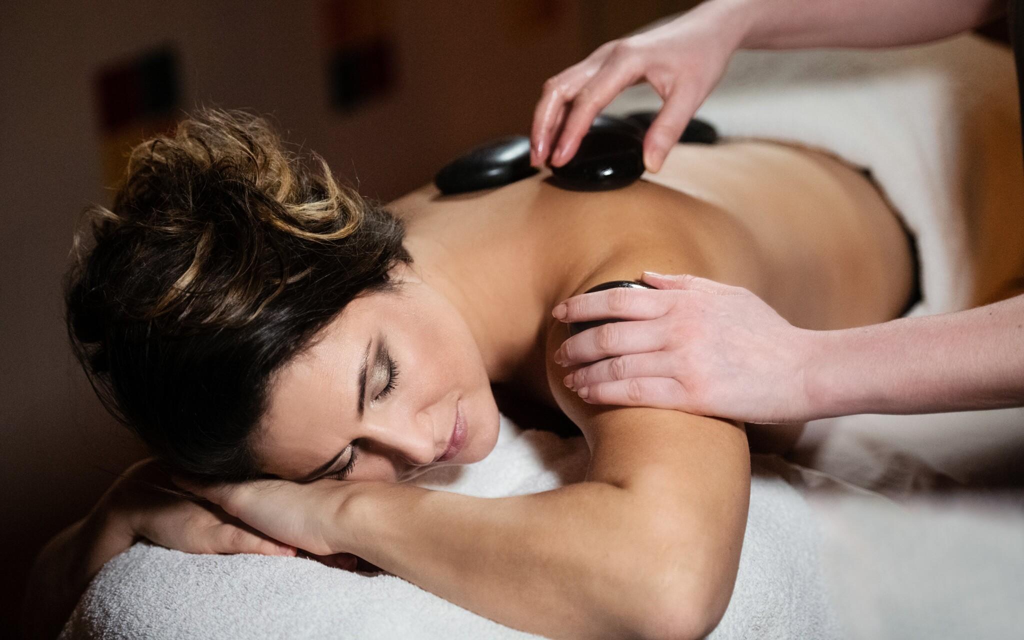 Doprajte si masáž alebo liečebný zábal