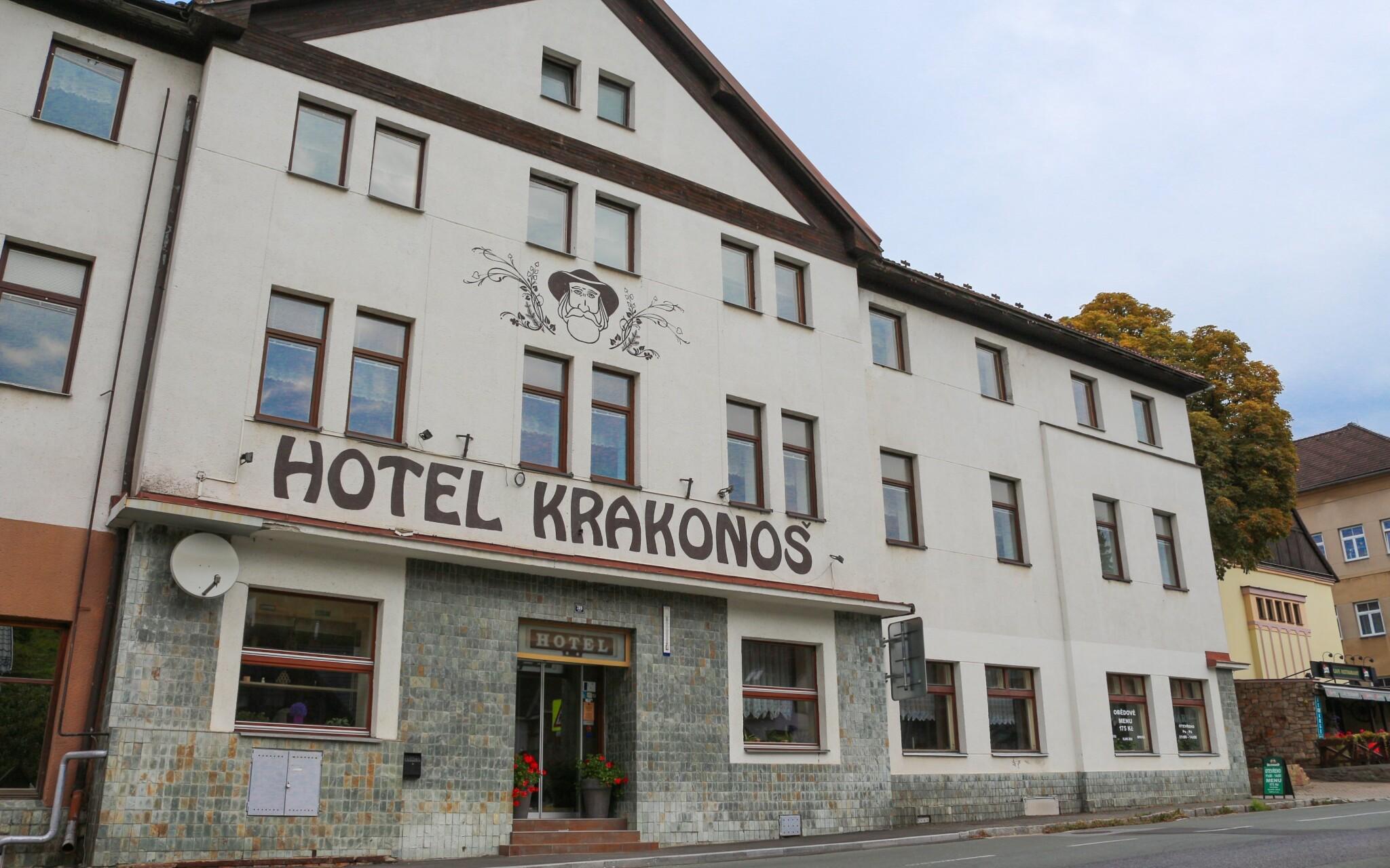 Hotel Krakonoš *** v Rokytnici nad Jizerou, Krkonoše