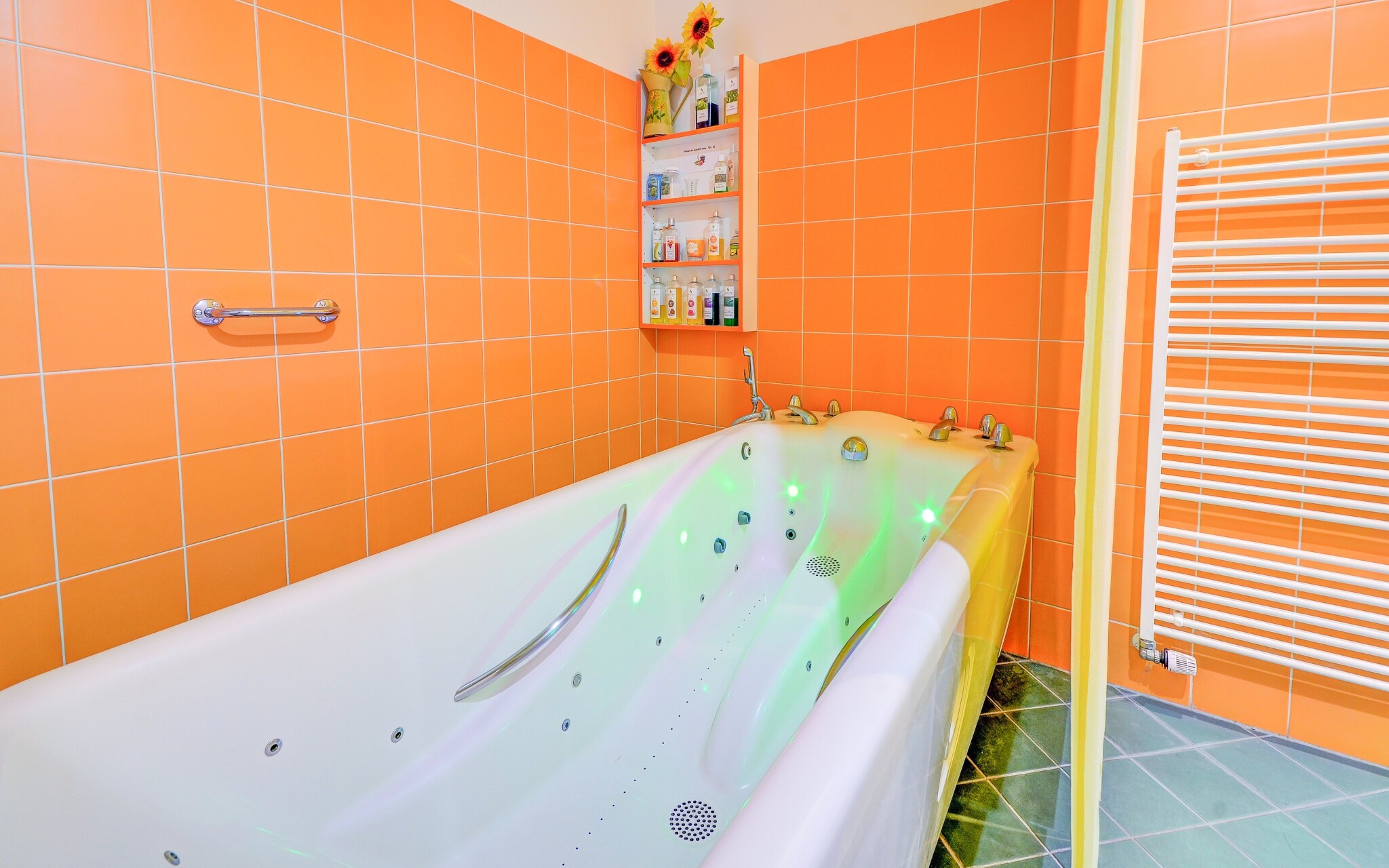 Masáže a procedury Wellness Hotel Iris ***, jižní Morava