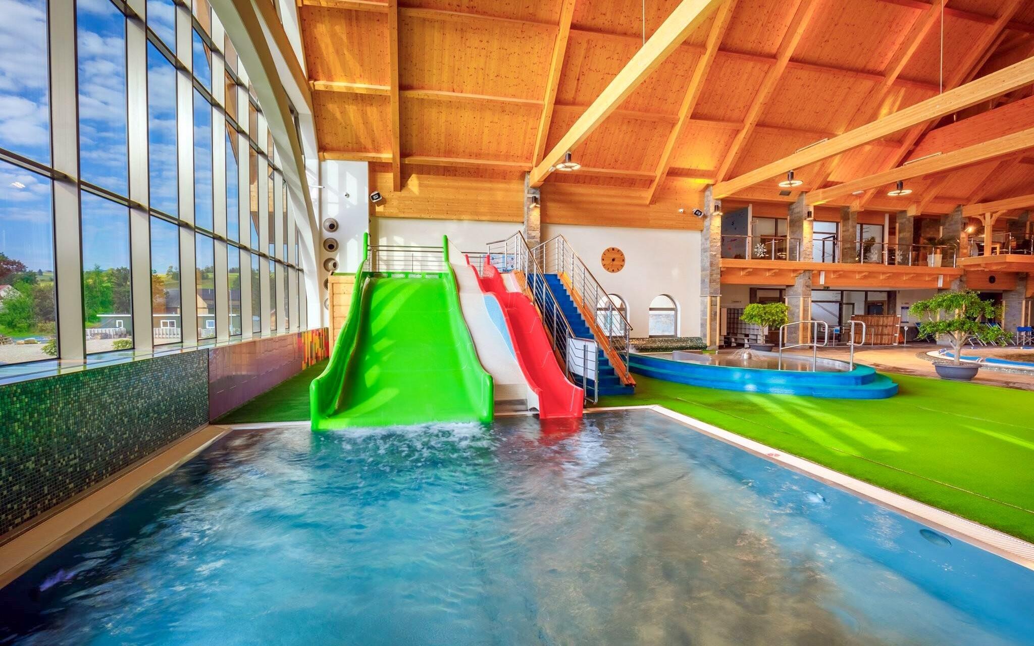 Využite vstup do aquaparku Chocholowskie Termy