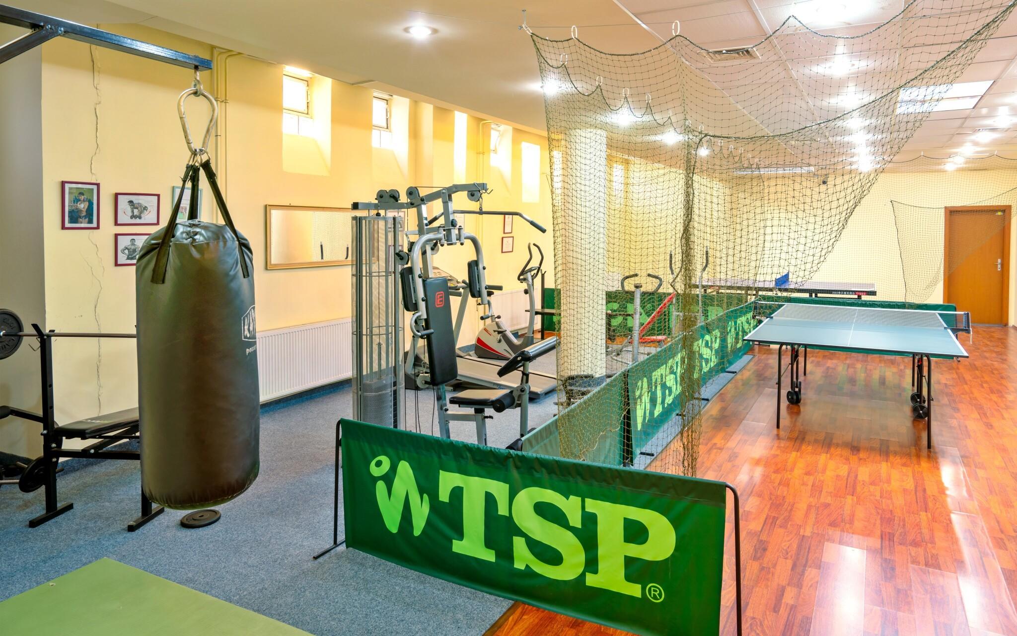 Zavítajte do hotelového fitness centra