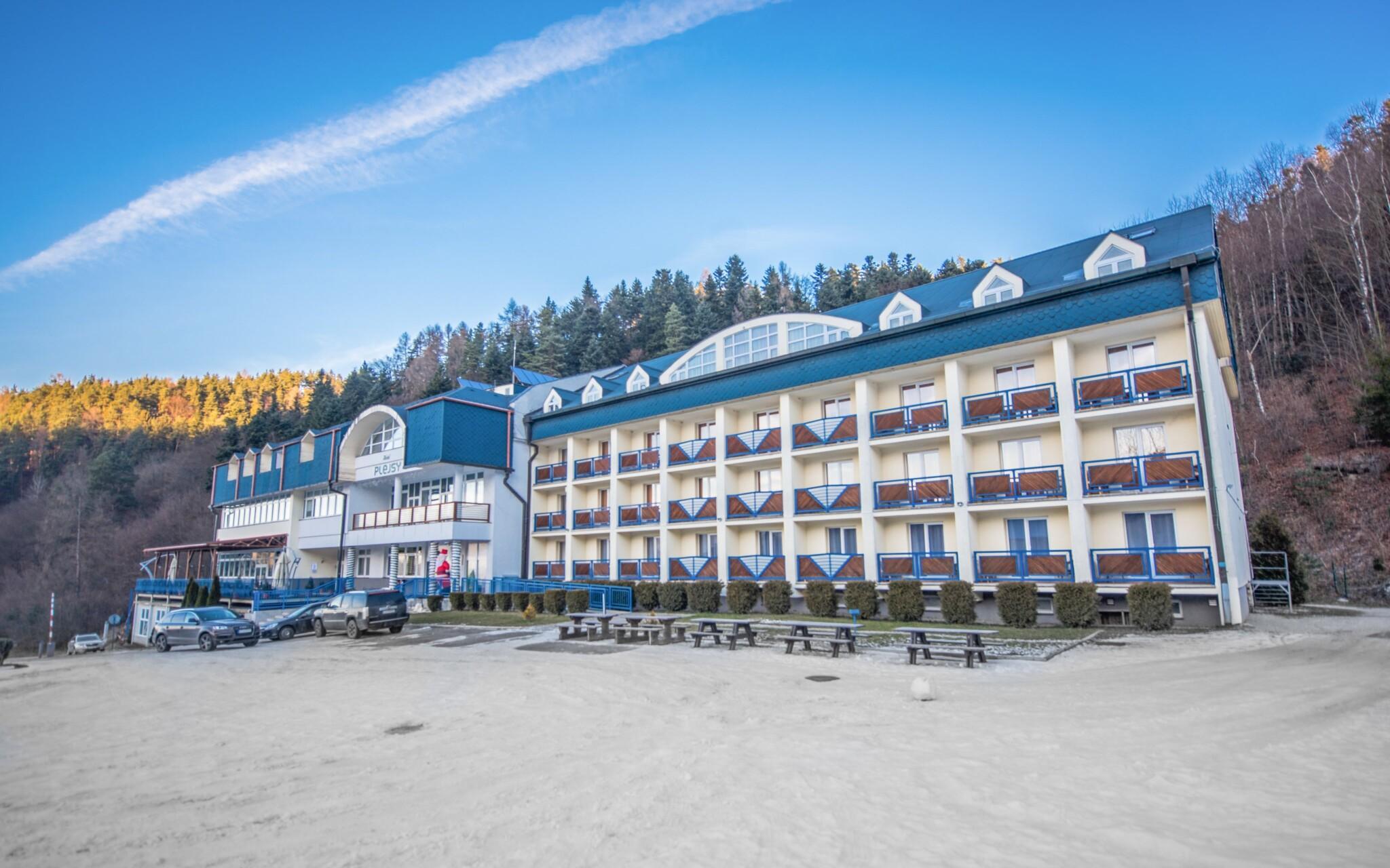 Hotel Plejsy ***, dovolenka vo Slovenskom raji
