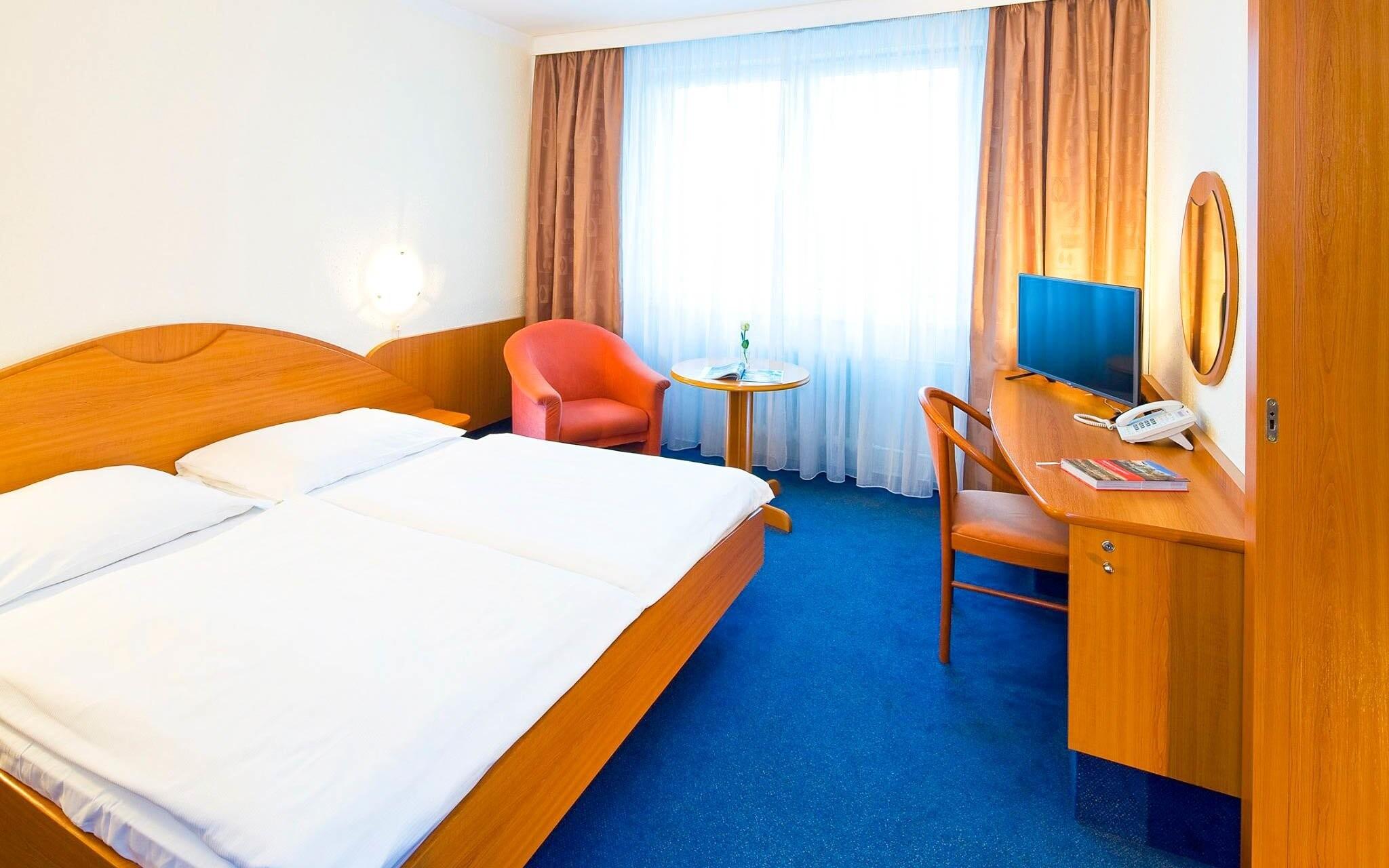 Ubytovaní budete na izbe Comfort