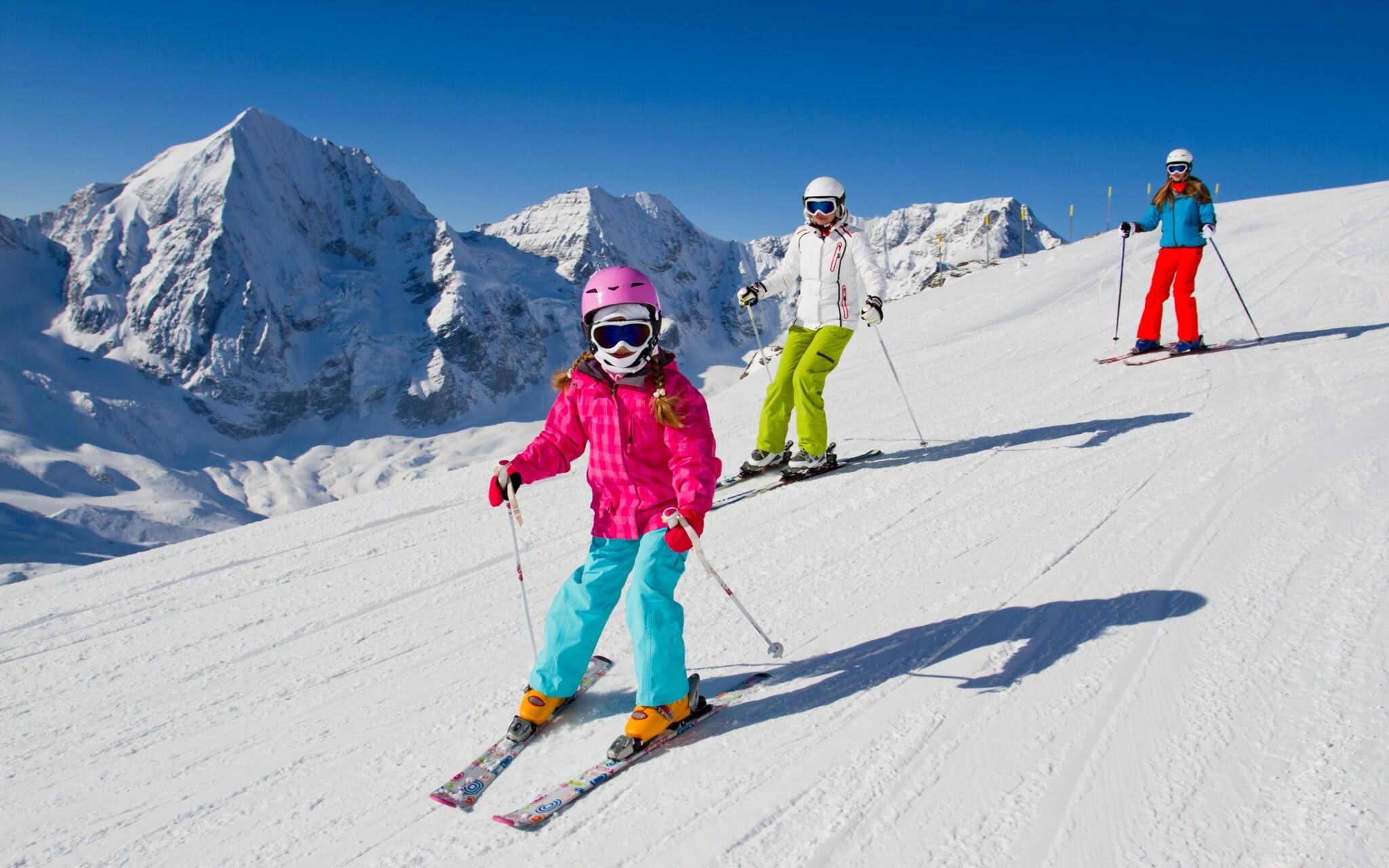 Užijte si parádní zimu plnou lyžování v Italských Alpách