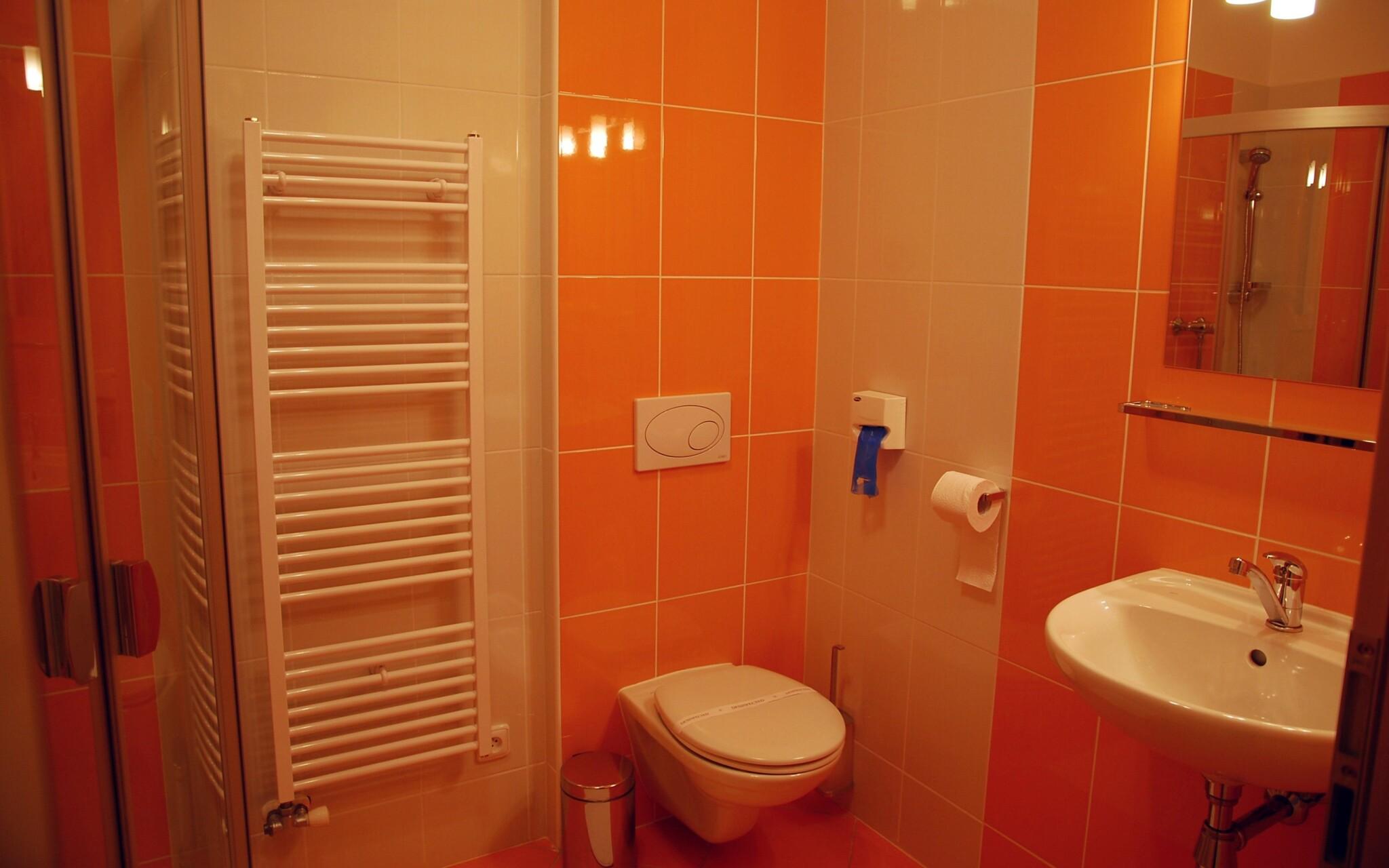 Vybavenie izieb, Hotel Senimo, Olomouc