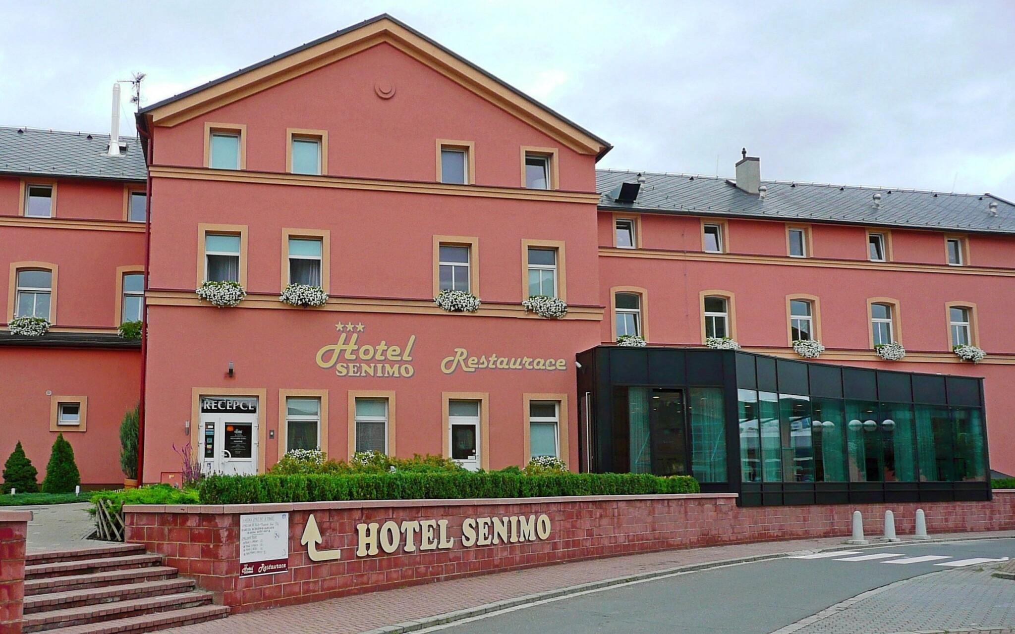 Hotel Senimo, Olomouc