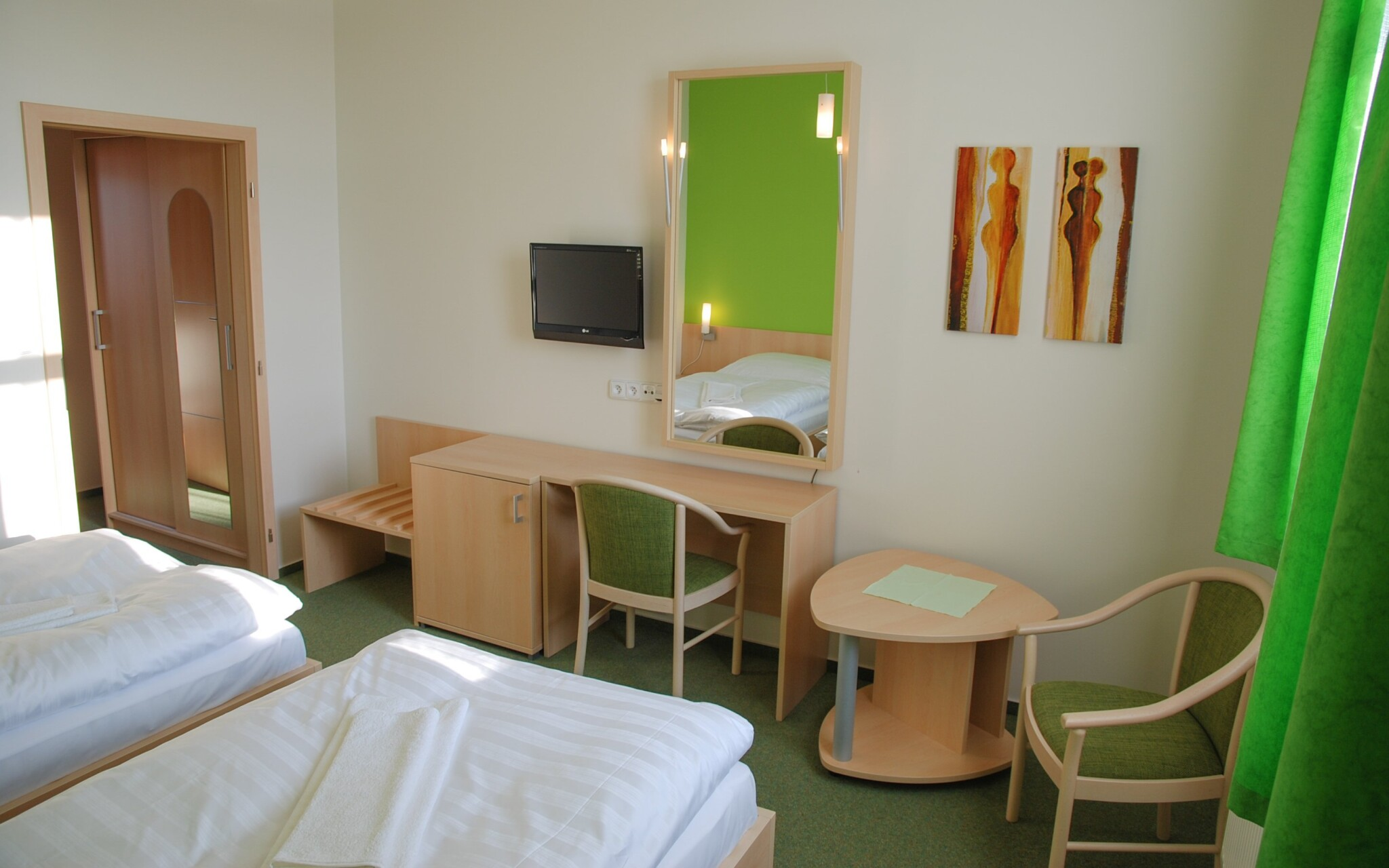 Izby s komfortnými posteľami, Hotel Senimo, Olomouc