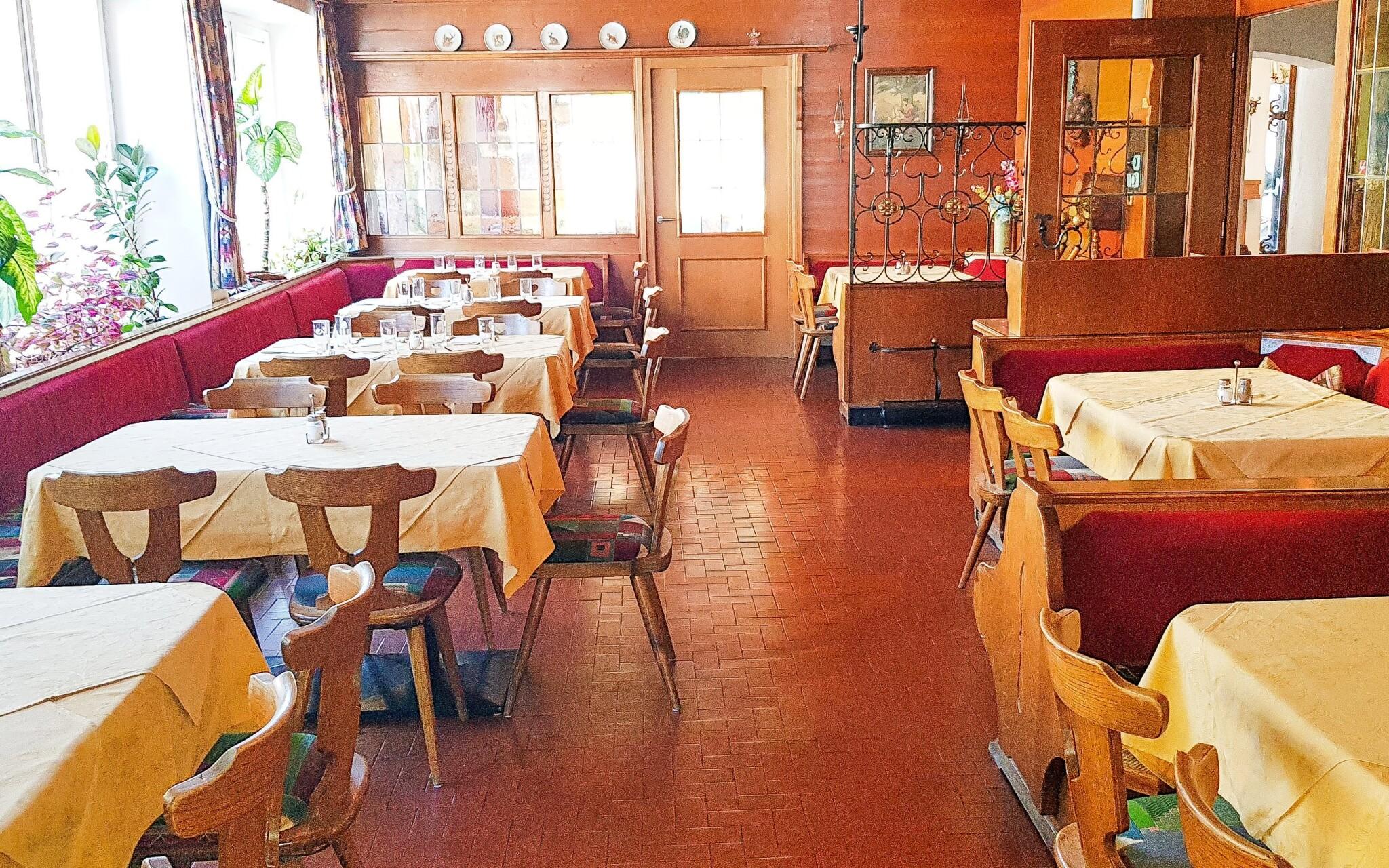 V reštaurácii Hotelu Schachtnerhof ochutnáte miestne lahôdky