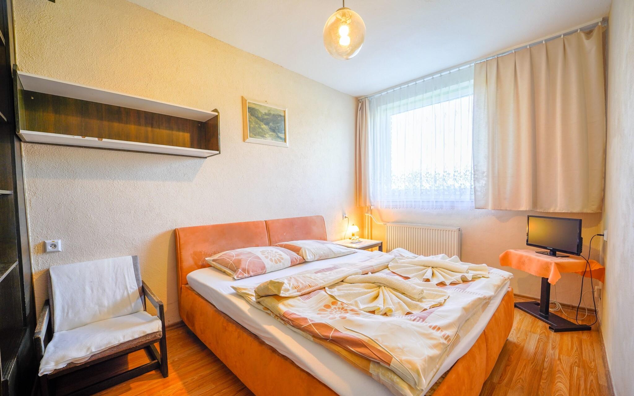 Pokoje s televizí, Hotel Tatranec, Vysoké Tatry