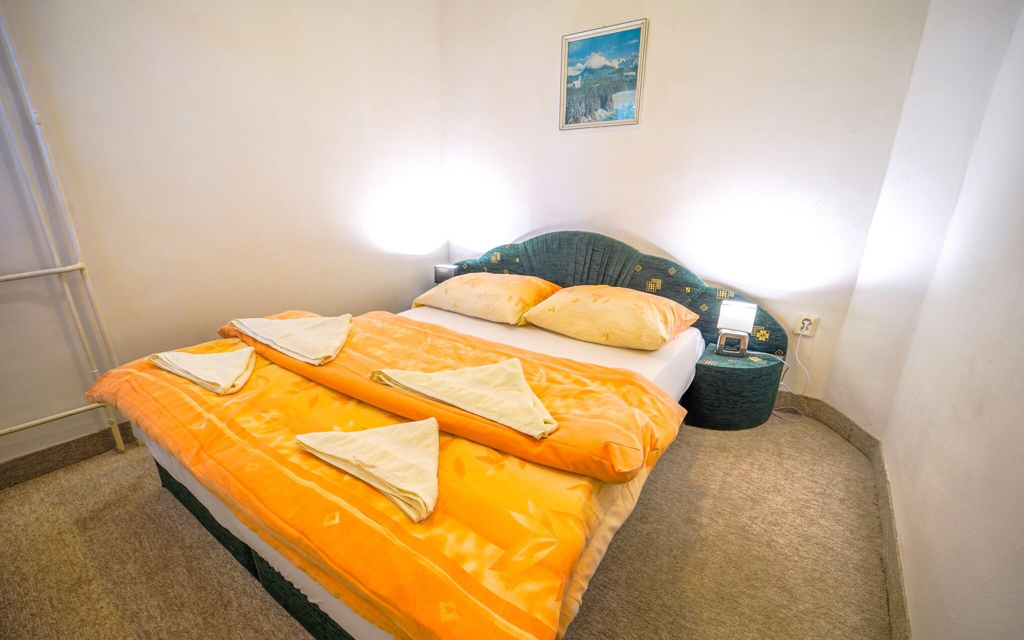 Příjemné ubytování v Hotelu Tatranec
