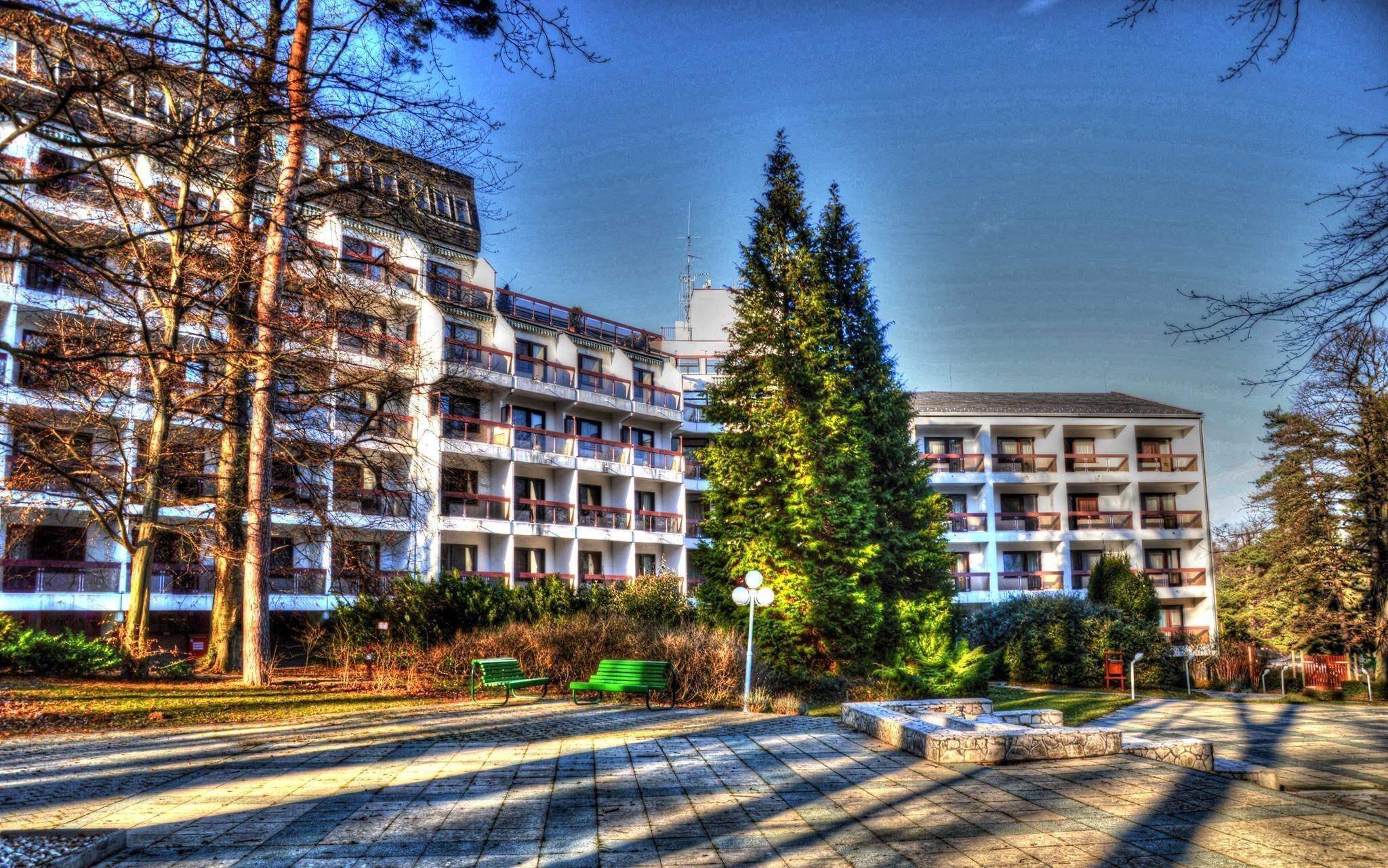 Hotel Lövér ***, Šoproň, Maďarsko-2