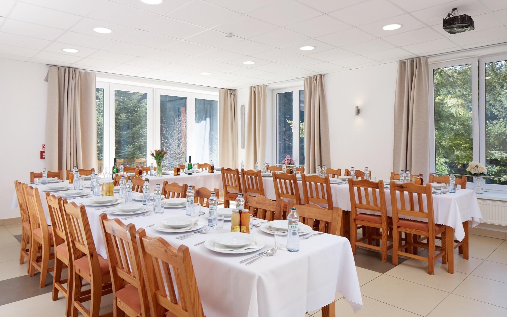Restaurace Hotelu Javorník *** nabízí gurmánskou kuchyni