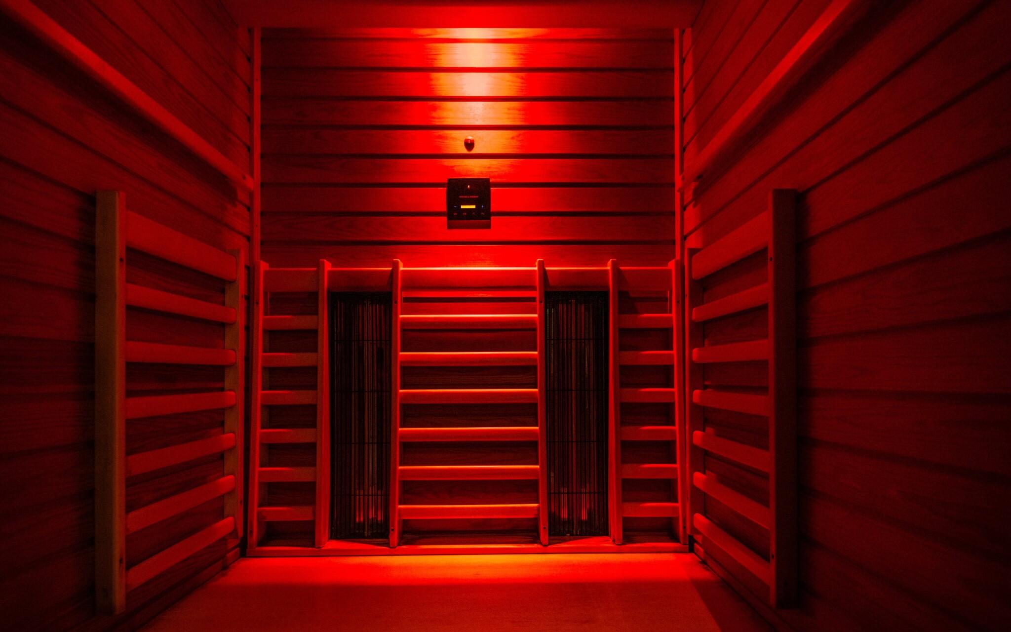 Sauna, Wellness má neuveriteľnú rozlohu 1 000 m²