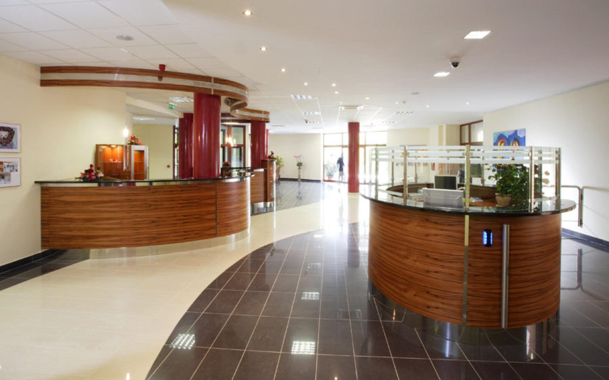 Wellness Hotel Patince ****, vestibul