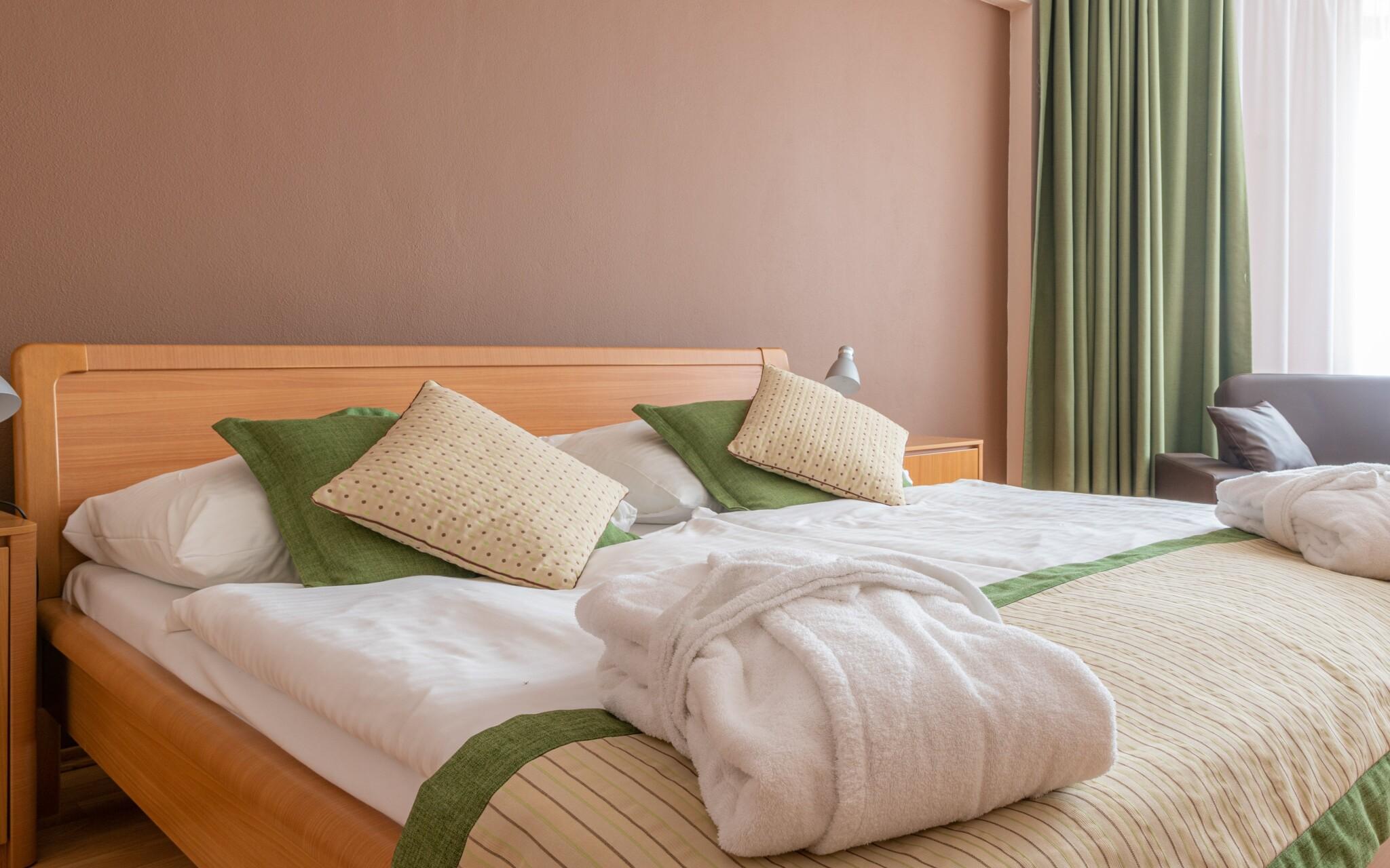 Izba Standard, Wellness hotel Patince ****, termálne kúpele