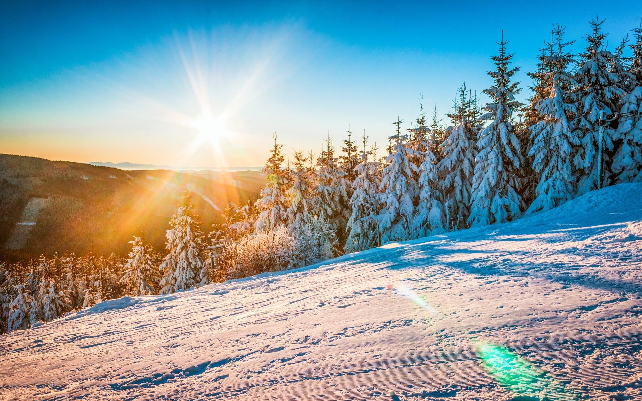Užijte si parádní zimu v Beskydech