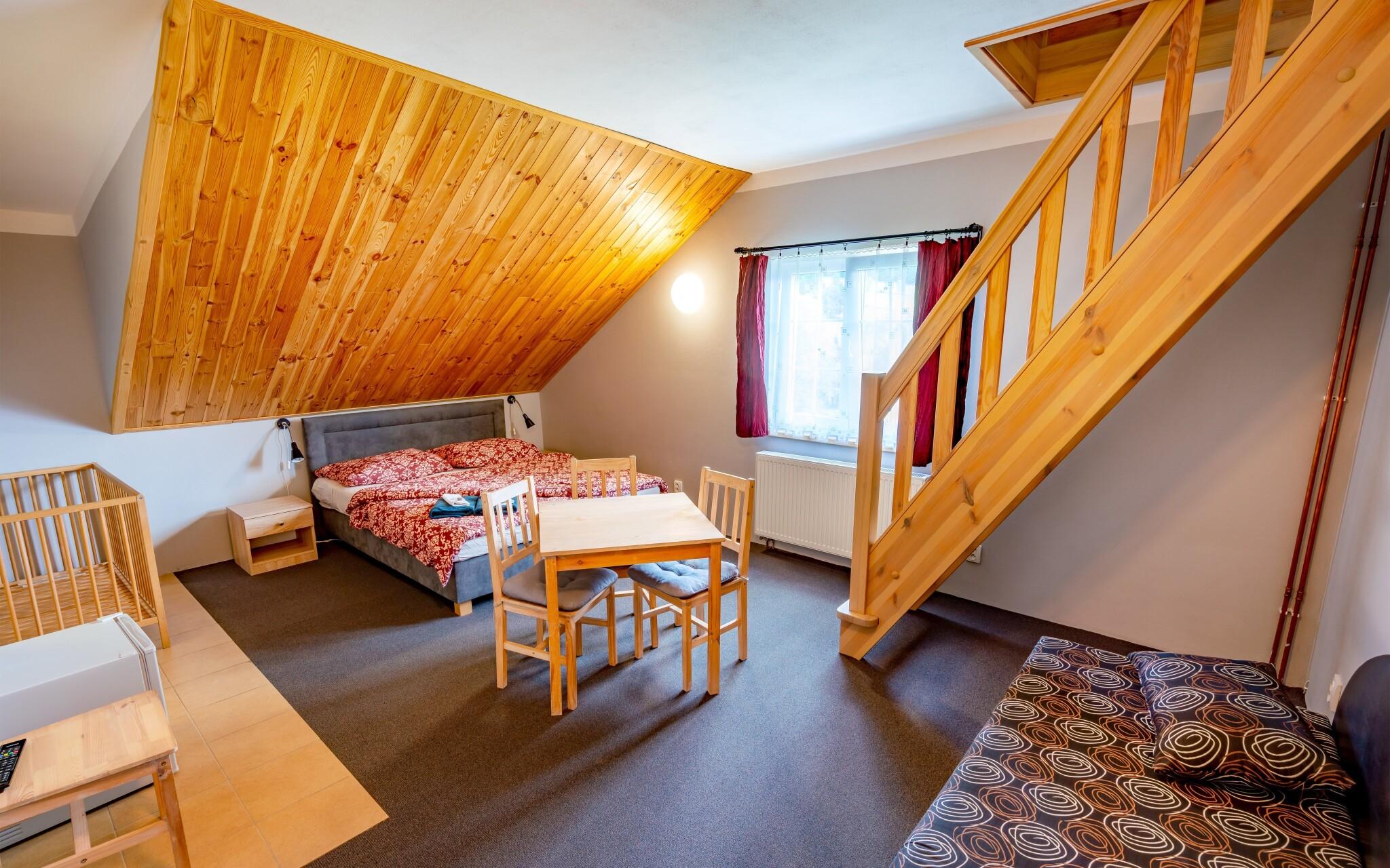 Komfortní pokoj, Hotel Park ***, Branná, Jeseníky
