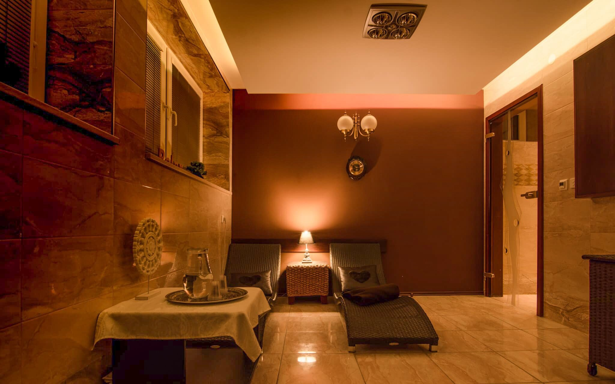 Relaxačná miestnosť, Grand Boutique Hotel Sergijo ****