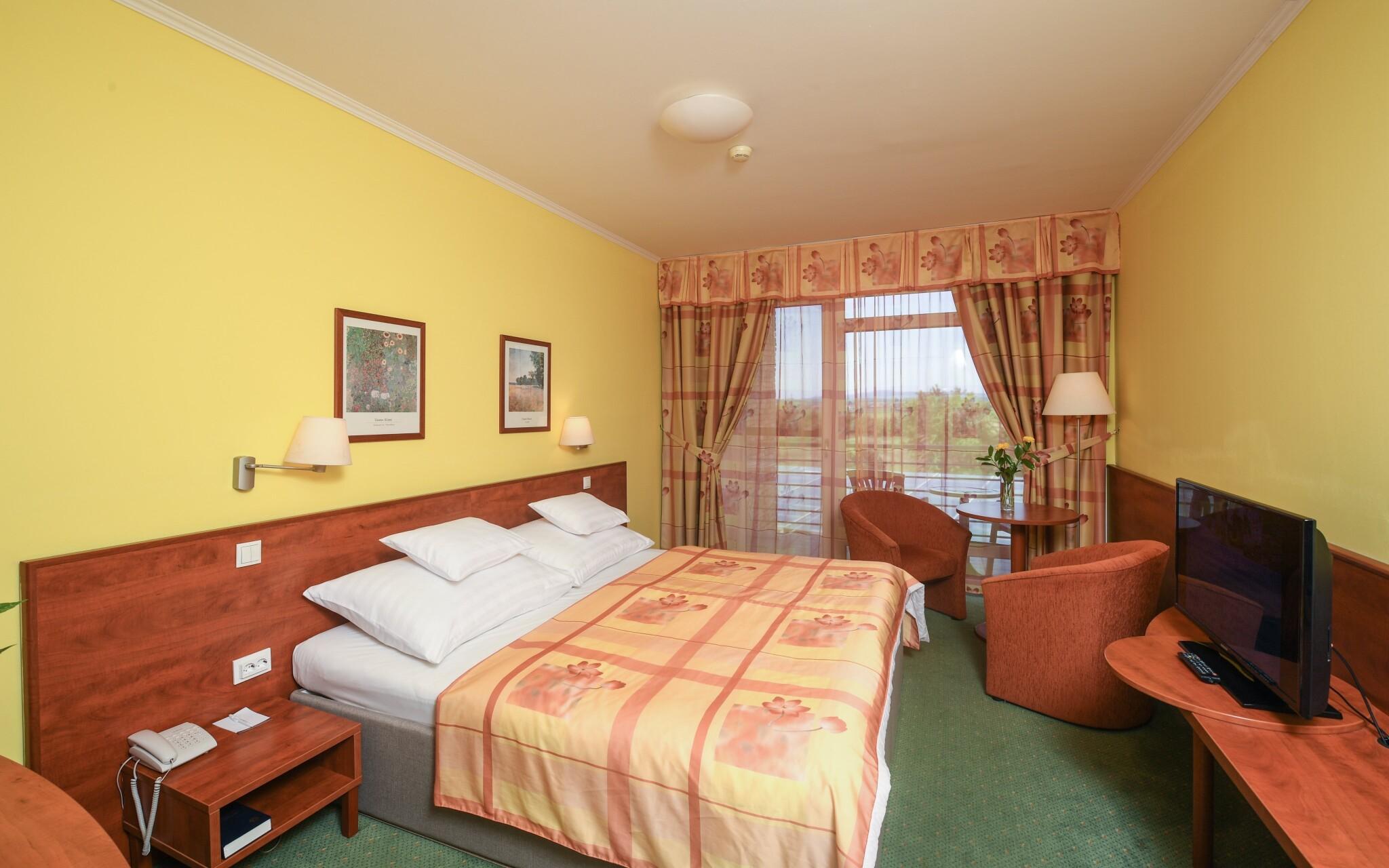 Dvoulůžkový pokoj, Hunguest Hotel Répce GOLD ****, Bük