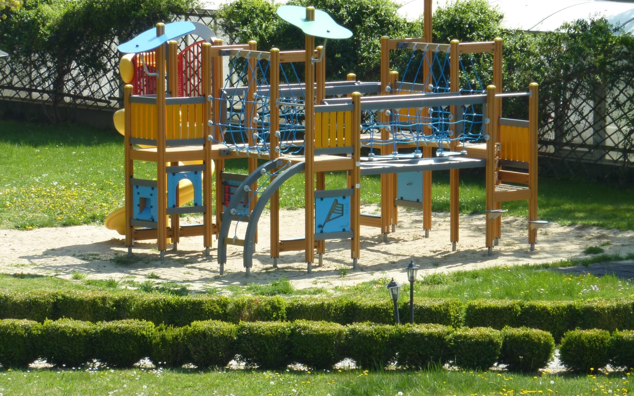 Dětské hřiště, Hunguest Hotel Répce GOLD ****, Bük