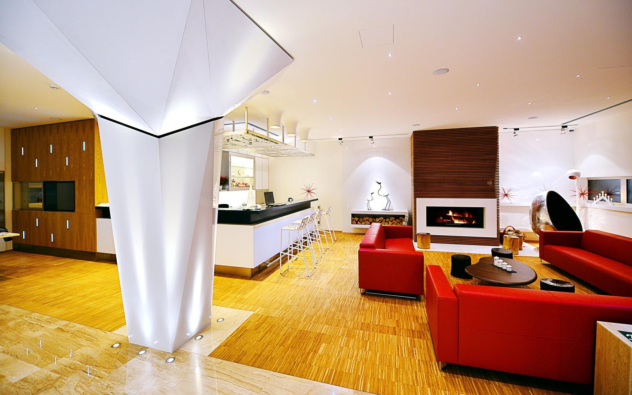 Interiéry Hotelu Antonie ****, Frýdlant, Jizerské hory