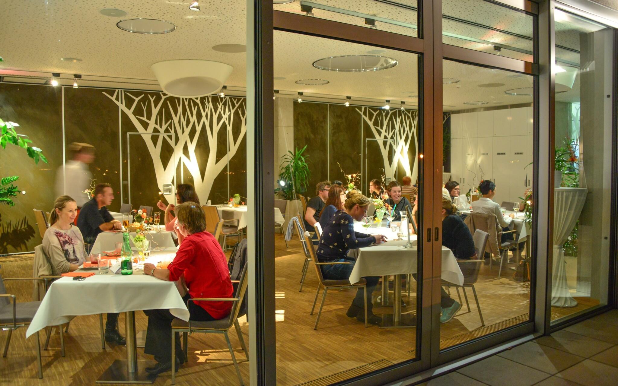 Restaurace s prvotřídní kuchyní, Hotel Antonie ****