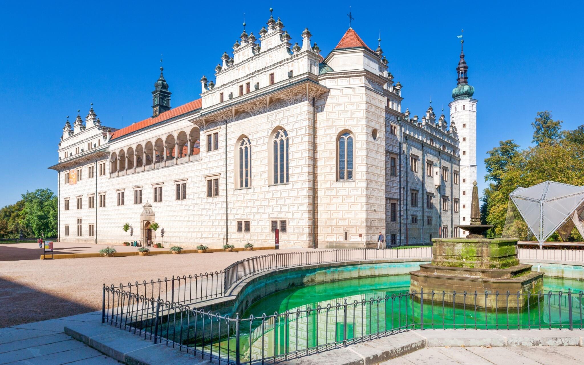 Navštívte rodisko Bedřicha Smetany, Litomyšl - UNESCO