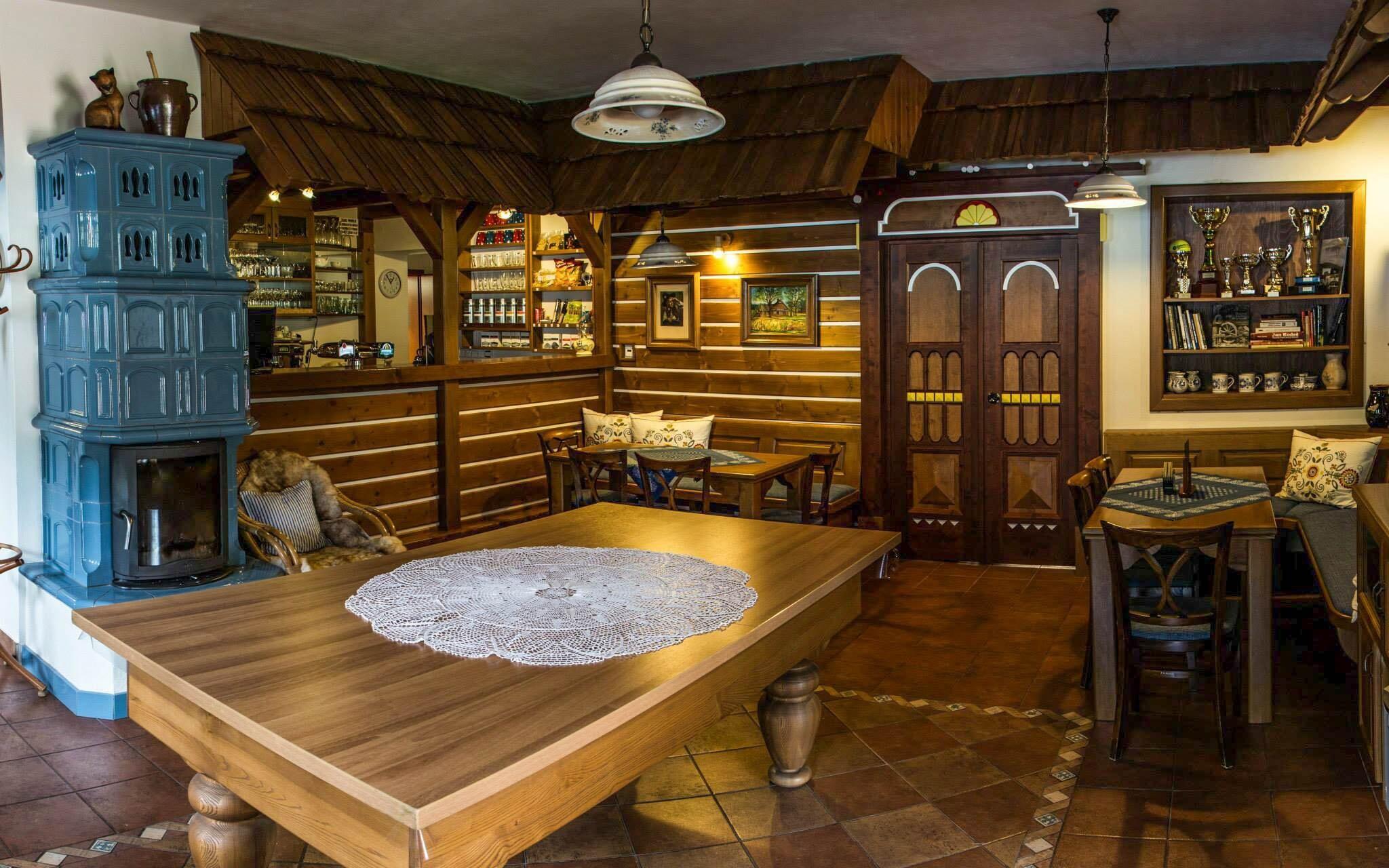Tradičná reštaurácia v Hoteli Na Dolině *** Beskydy