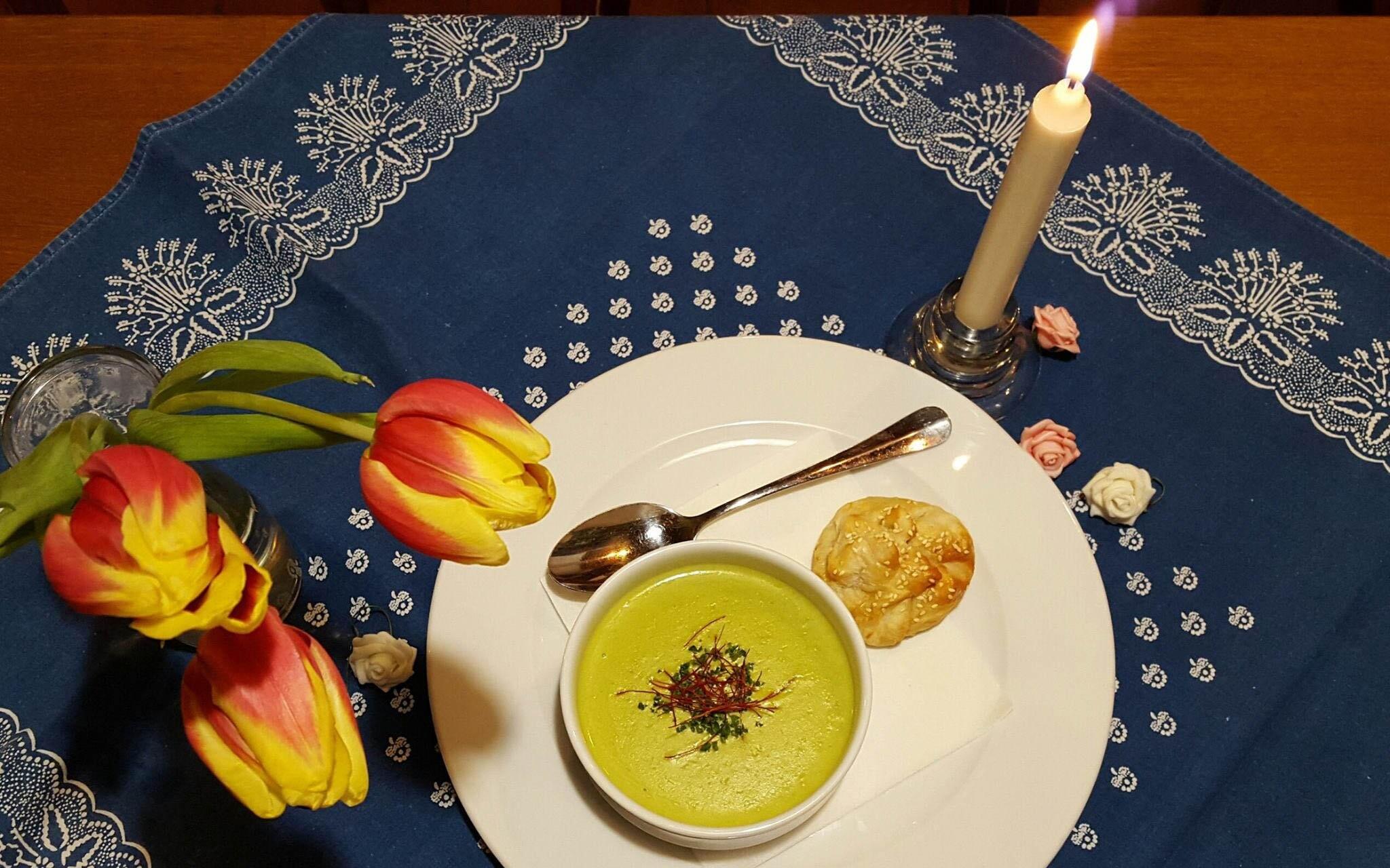 Reštaurácia, večera, v Hoteli Na Dolině *** Beskydy